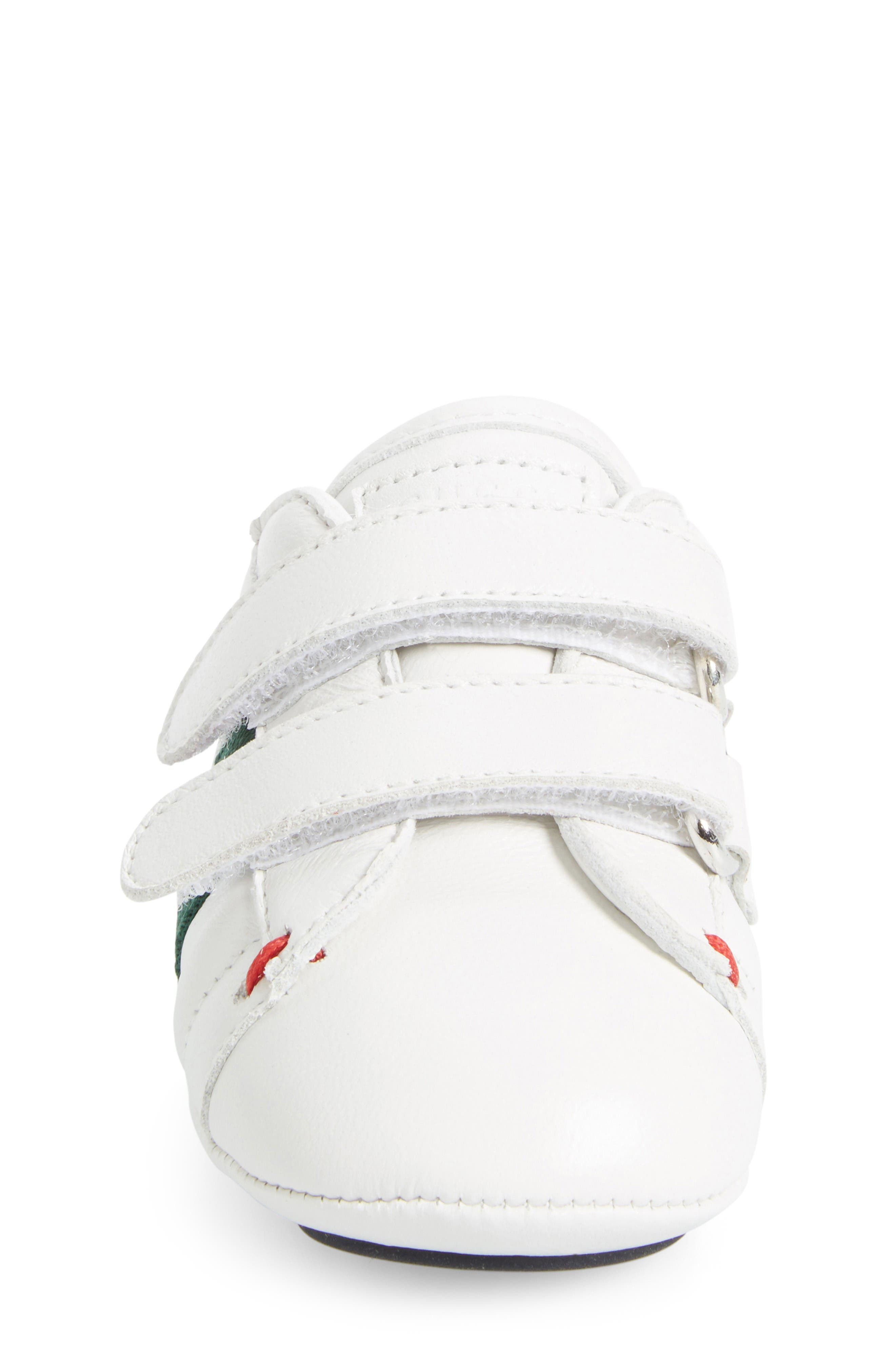 Alternate Image 3  - Gucci 'Ace' Crib Shoe (Baby)