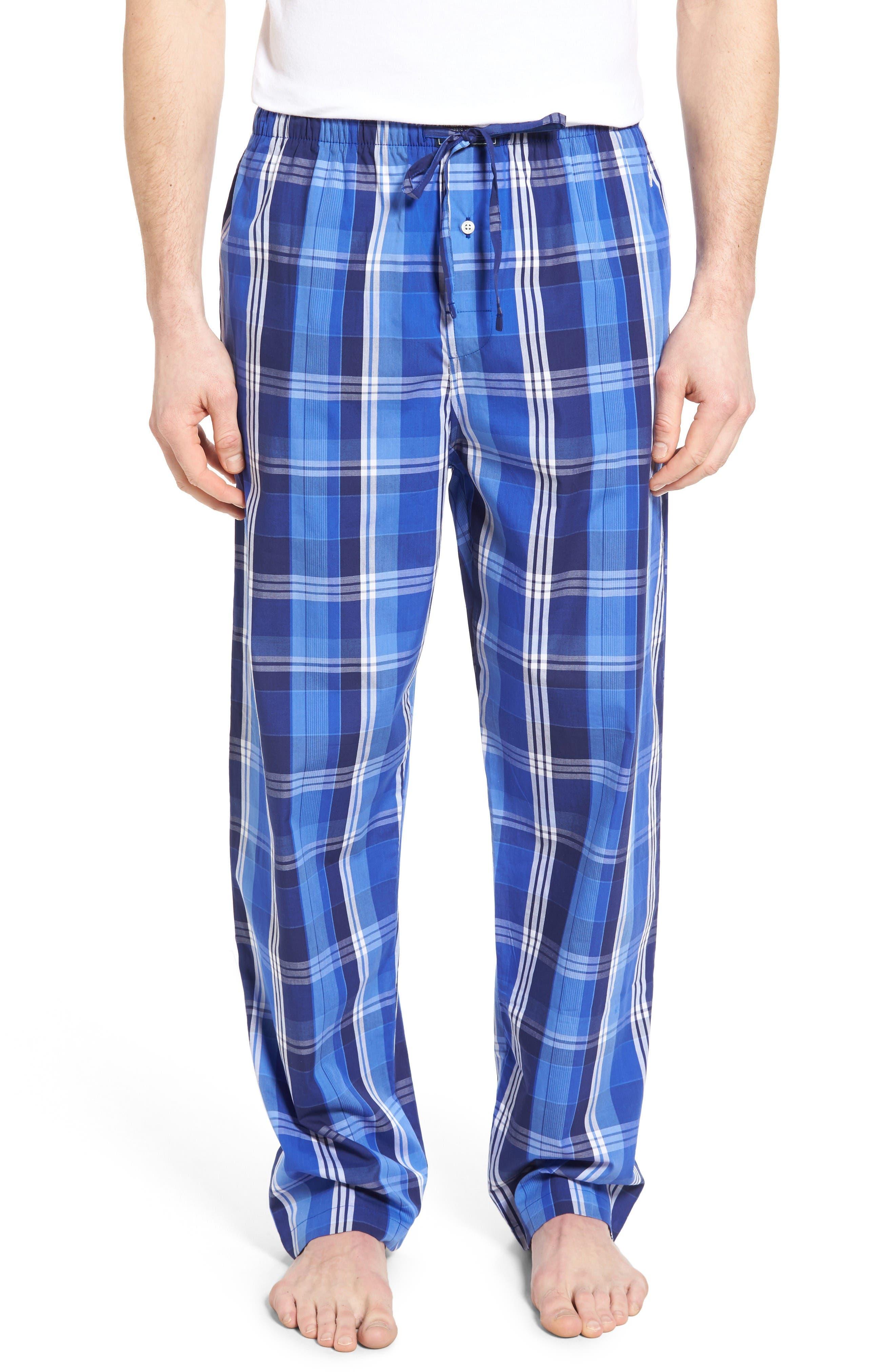 Alternate Image 1 Selected - Polo Ralph Lauren Cotton Lounge Pants
