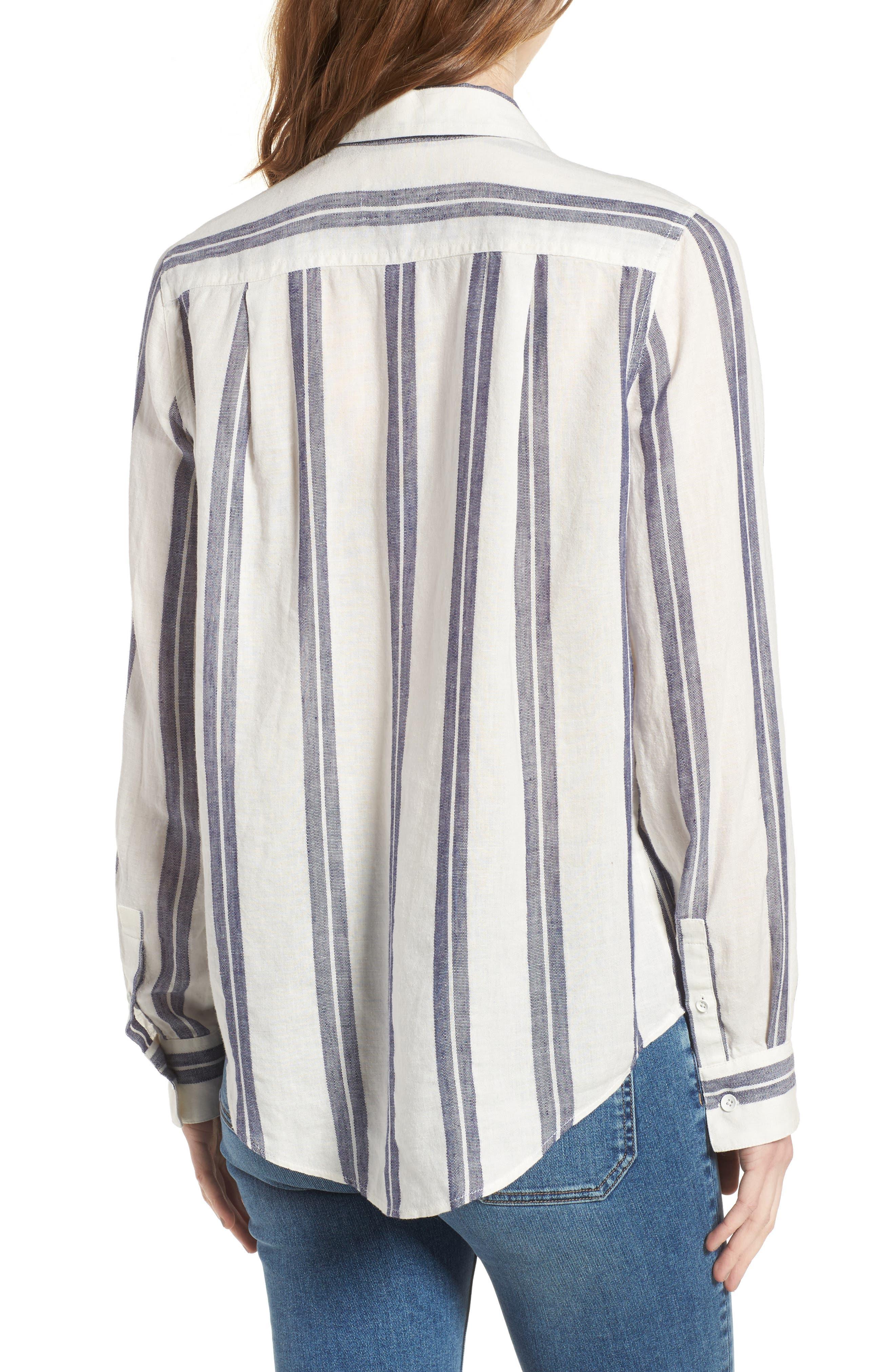 Alternate Image 2  - DL1961 Mercer & Spring Shirt