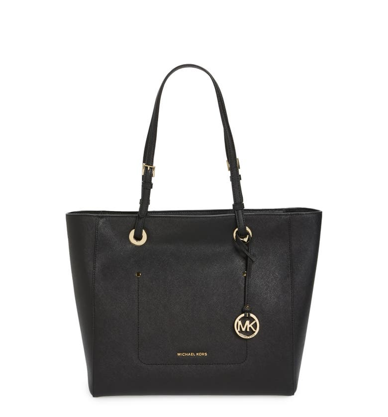058a03143ef5 Walsh Large Saffiano Leather Tote Michael Kors | Stanford Center for ...