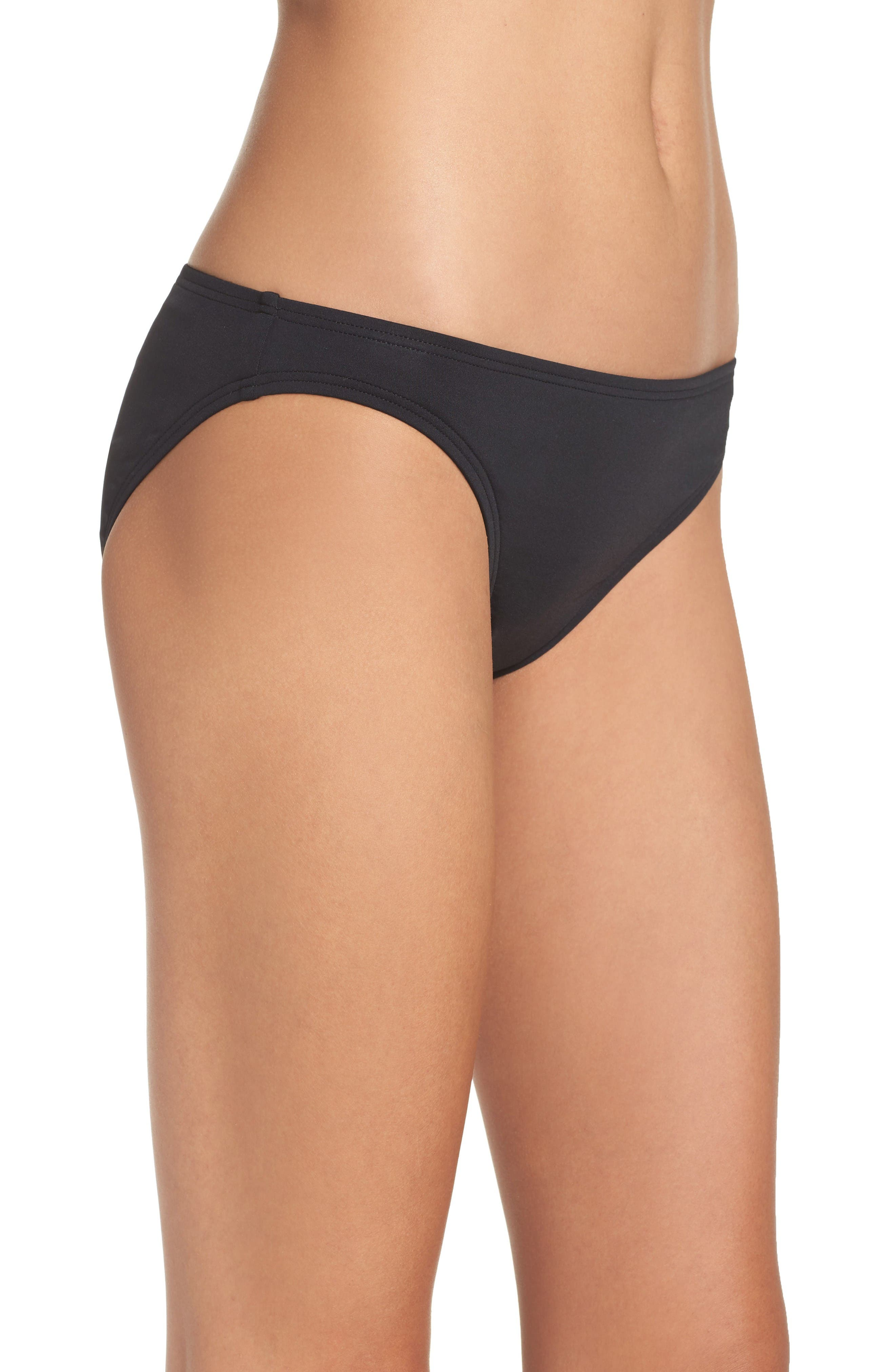 Alternate Image 3  - Vince Camuto Classic Bikini Bottoms