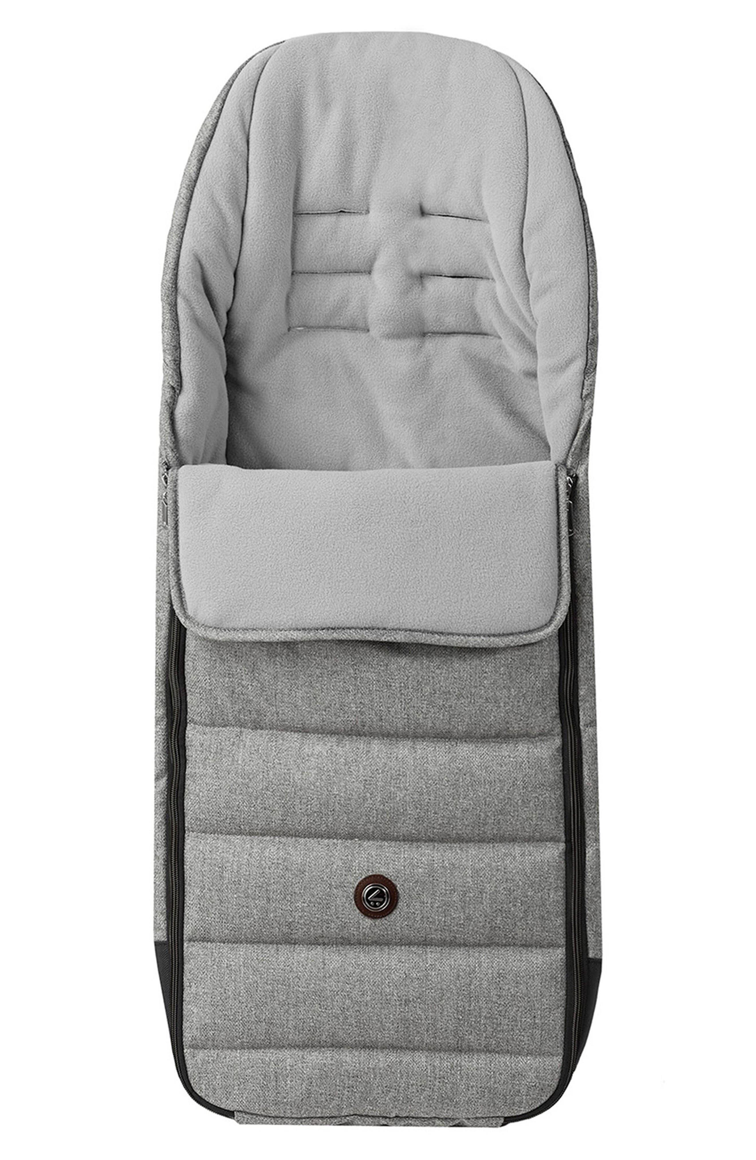 Igo - Heritage Dawn Stroller Footmuff,                         Main,                         color, Grey