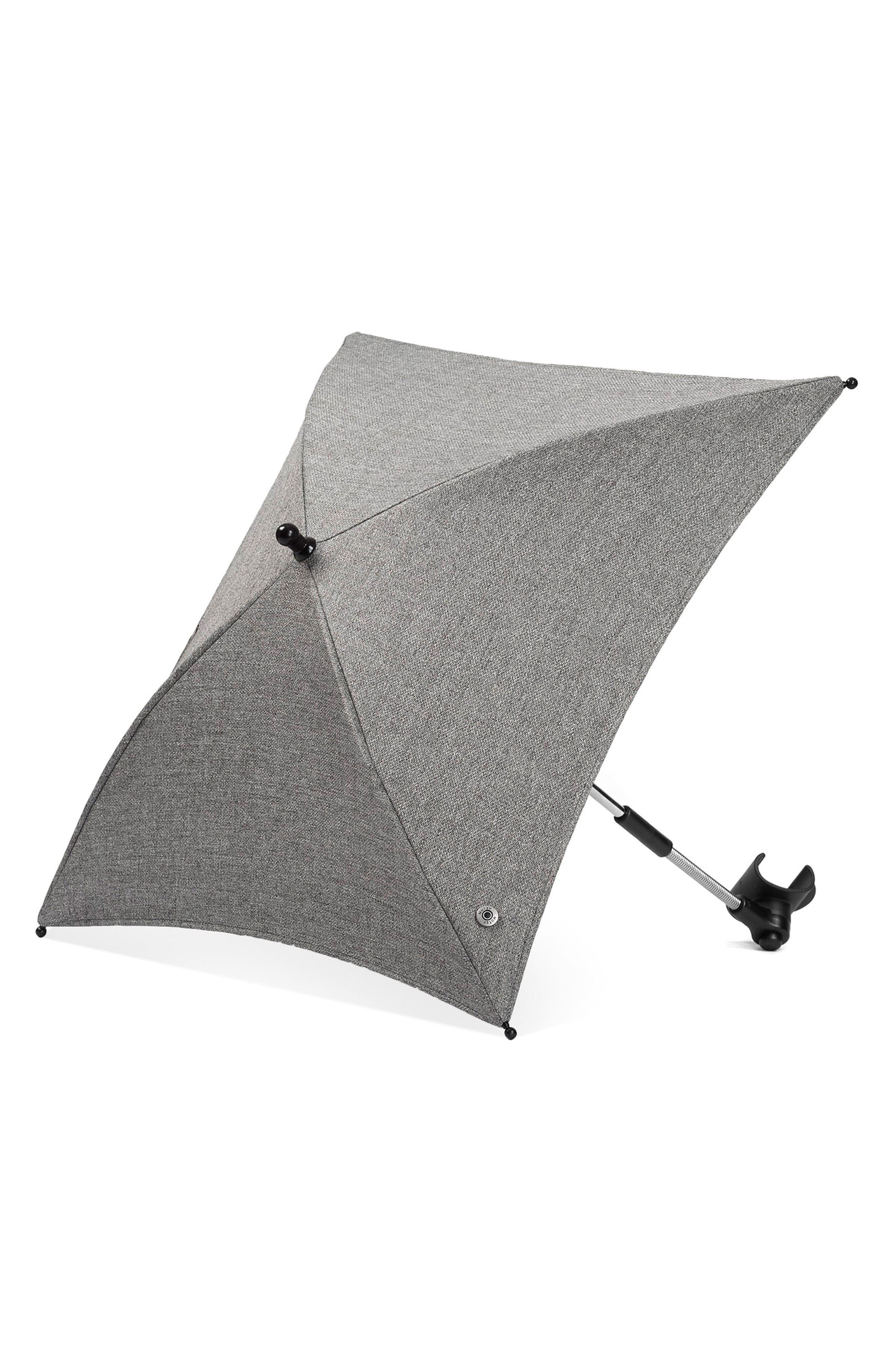 Igo - Heritage Stroller Umbrella,                             Main thumbnail 1, color,                             Grey