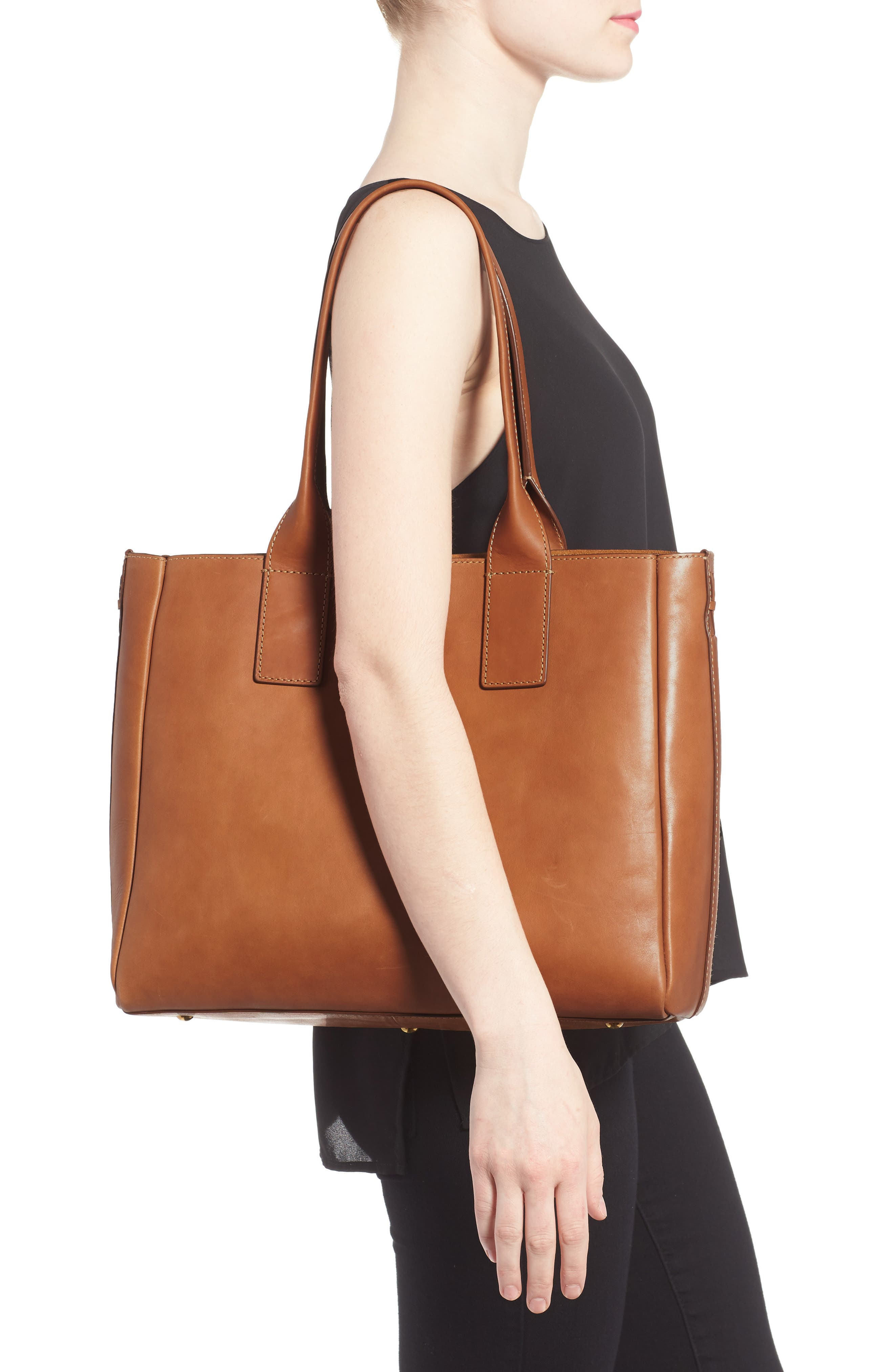 Alternate Image 2  - Frye Ilana Leather Tote