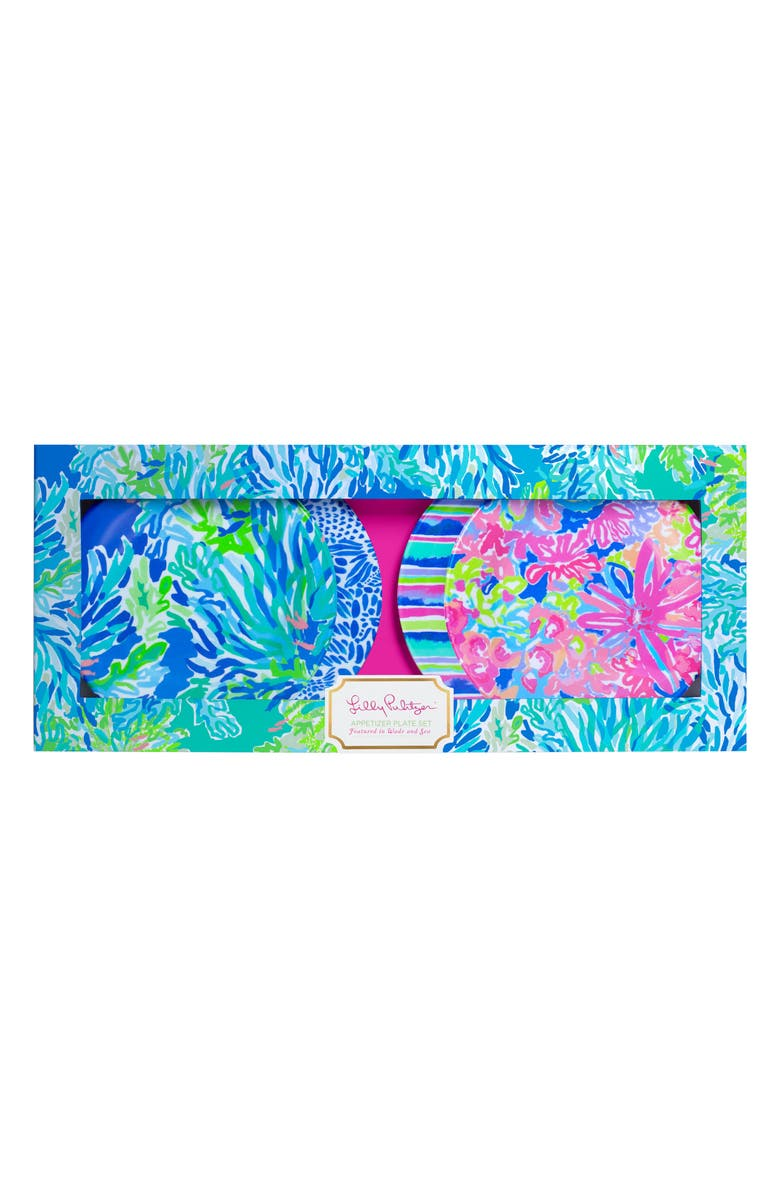 Lilly Pulitzer Plates - Best Plate 2018