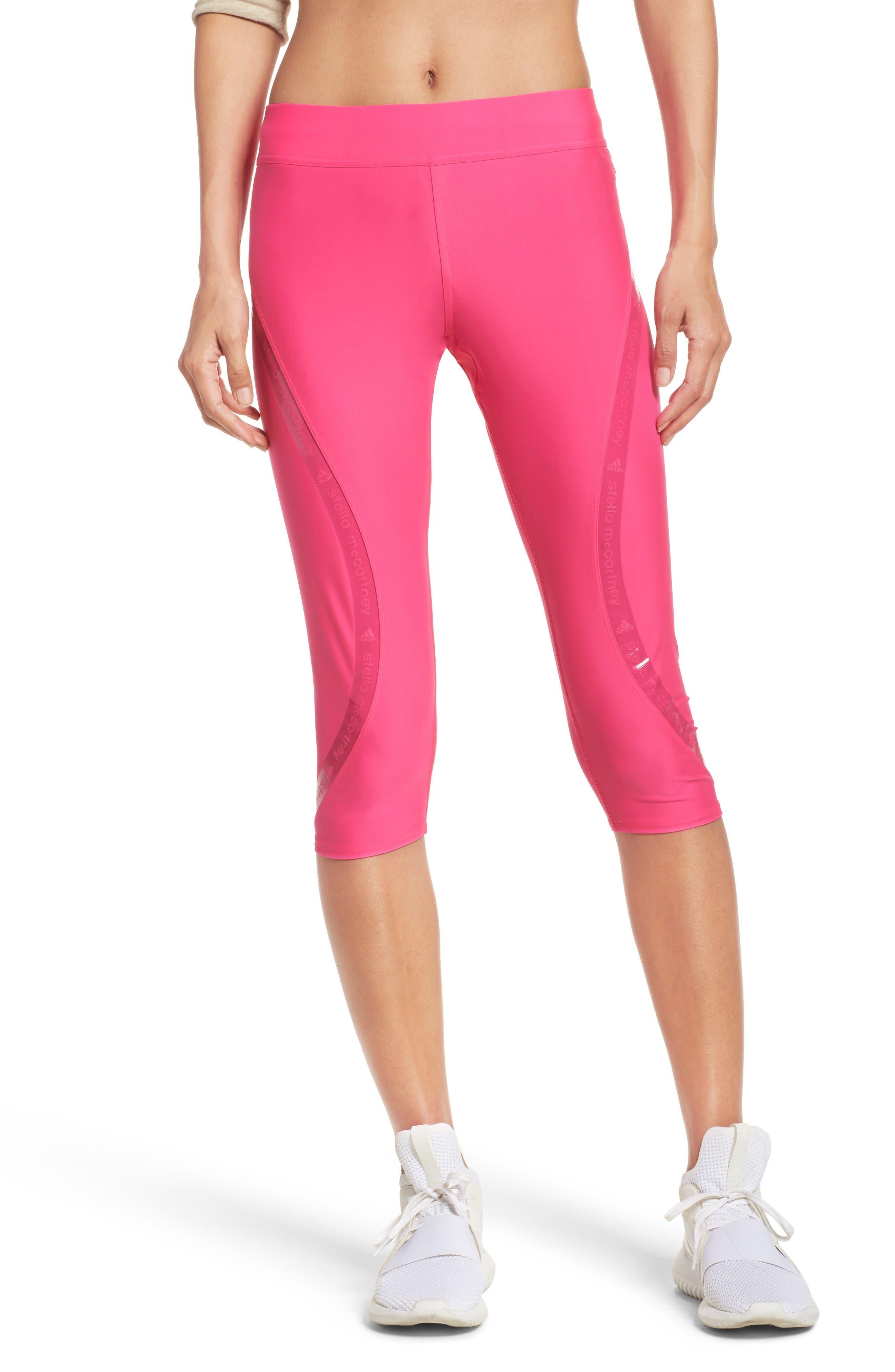 Main Image - adidas by Stella McCartney Run Climalite® Capris