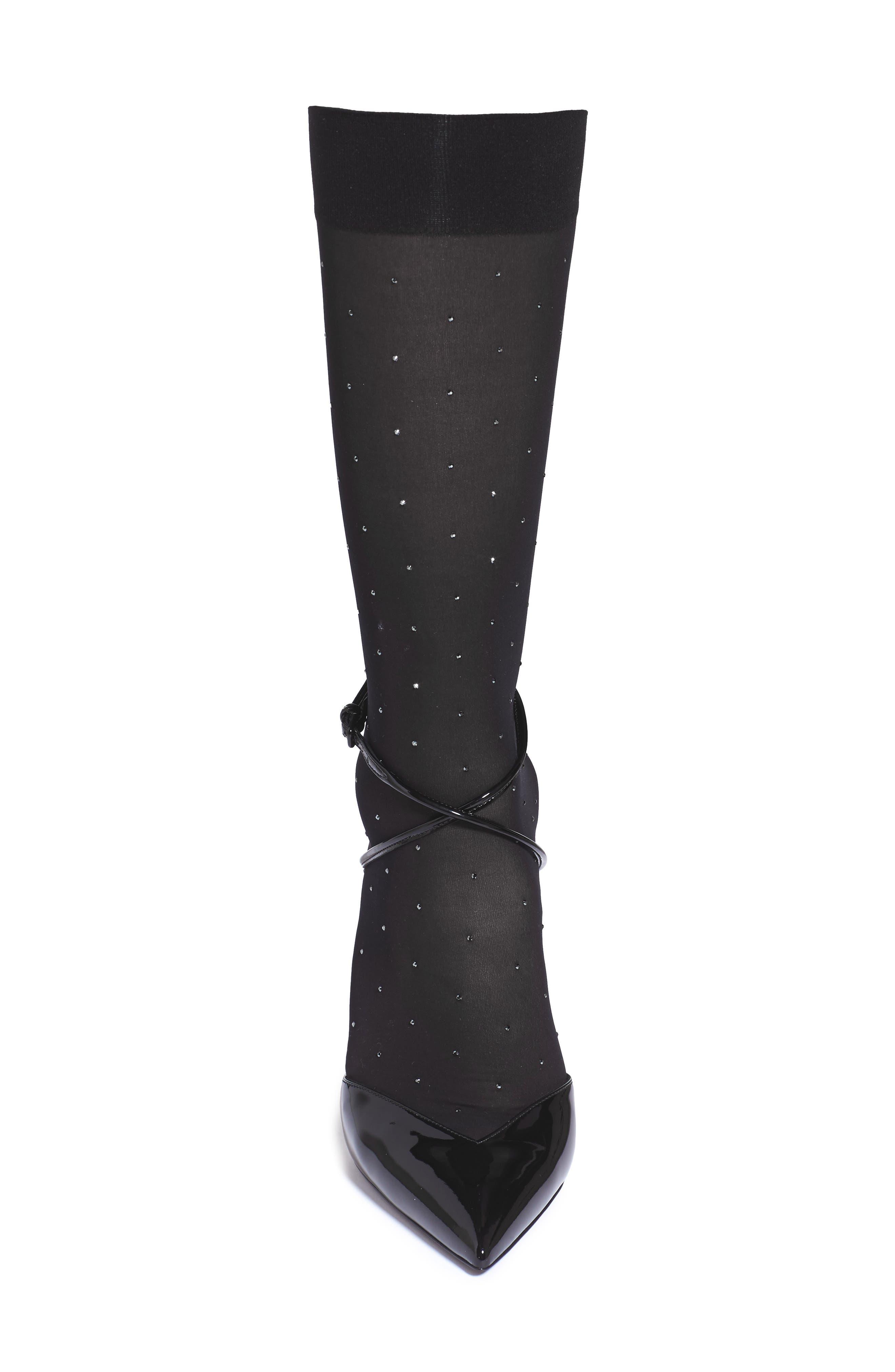 Alternate Image 4  - Saint Laurent Edie Sock Pump (Women)
