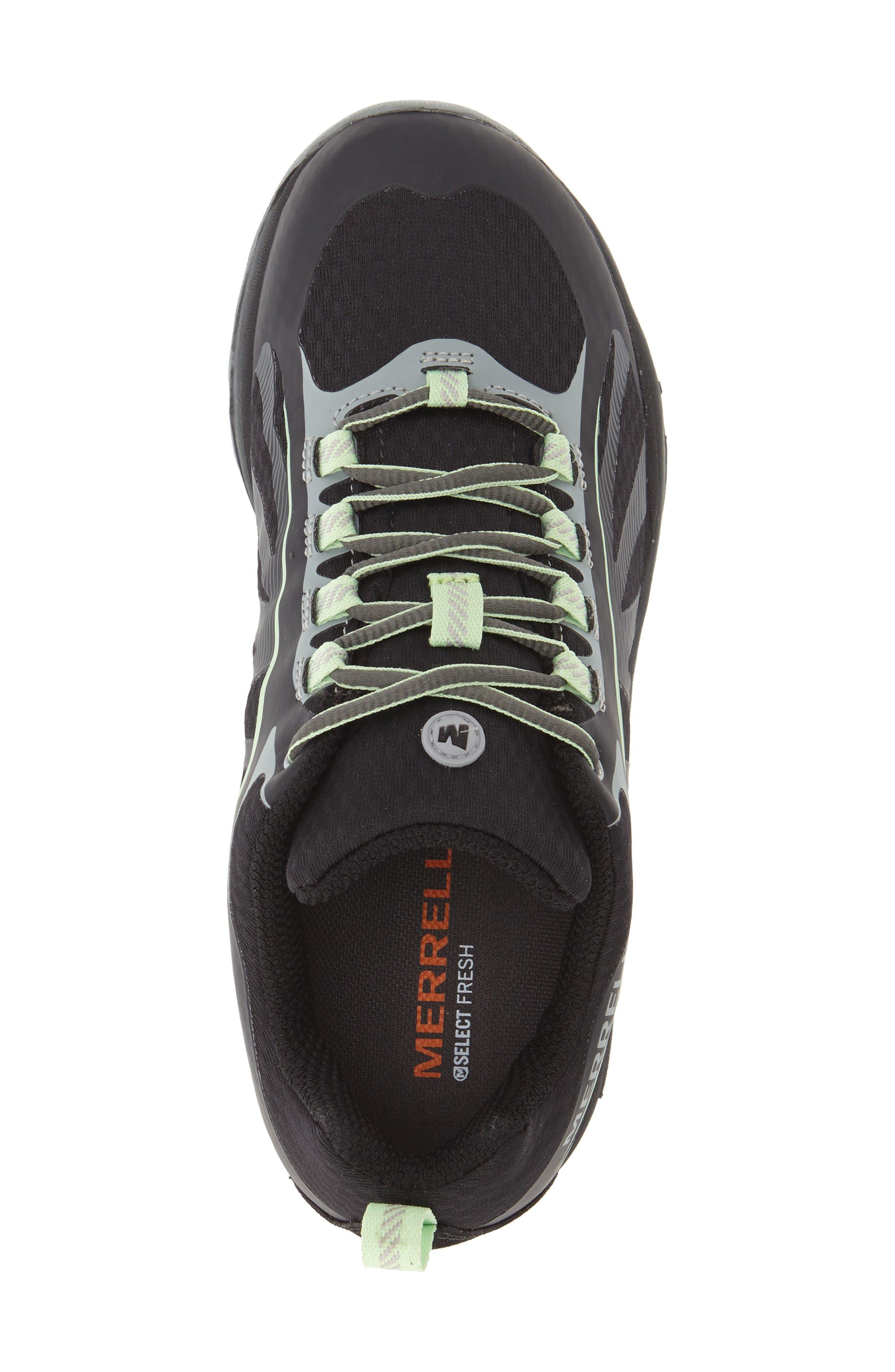 Alternate Image 2  - Merrell Siren Edge Waterproof Hiking Shoe (Women)