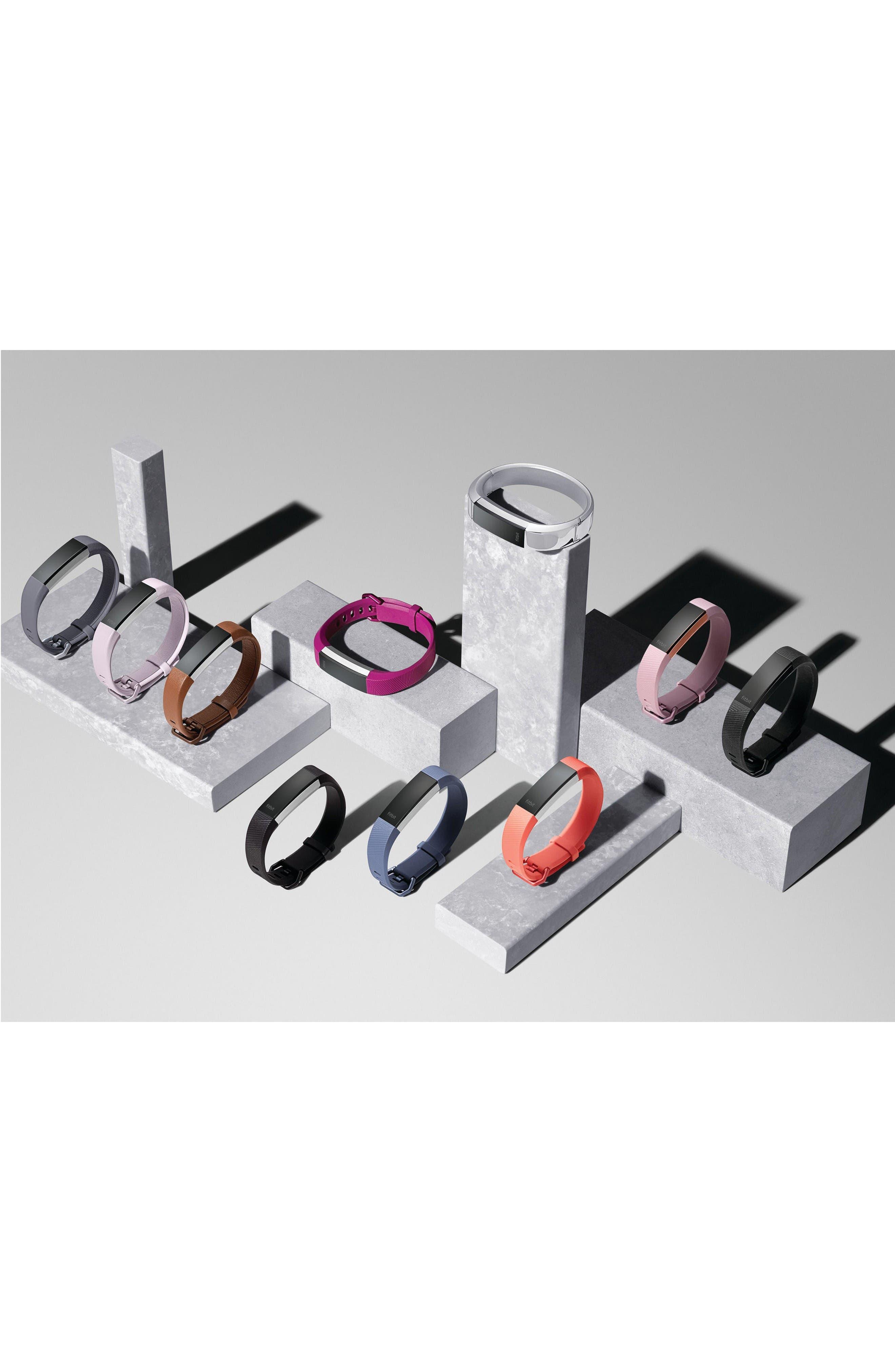 Alternate Image 3  - Fitbit Alta HR Classic Accessory Band