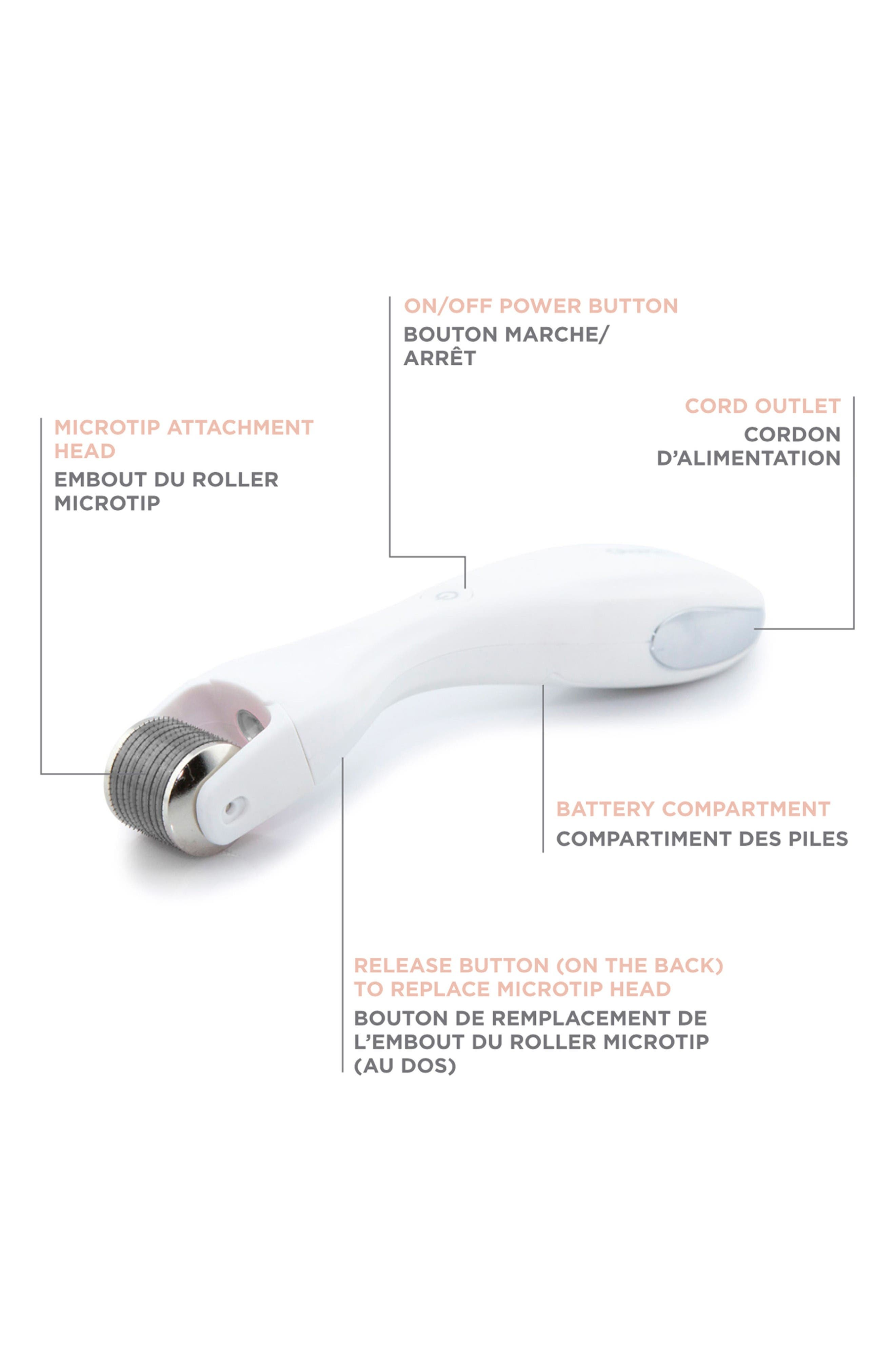 Alternate Image 12  - Beauty Bioscience® GloPRO® Microneedling Regeneration Tool