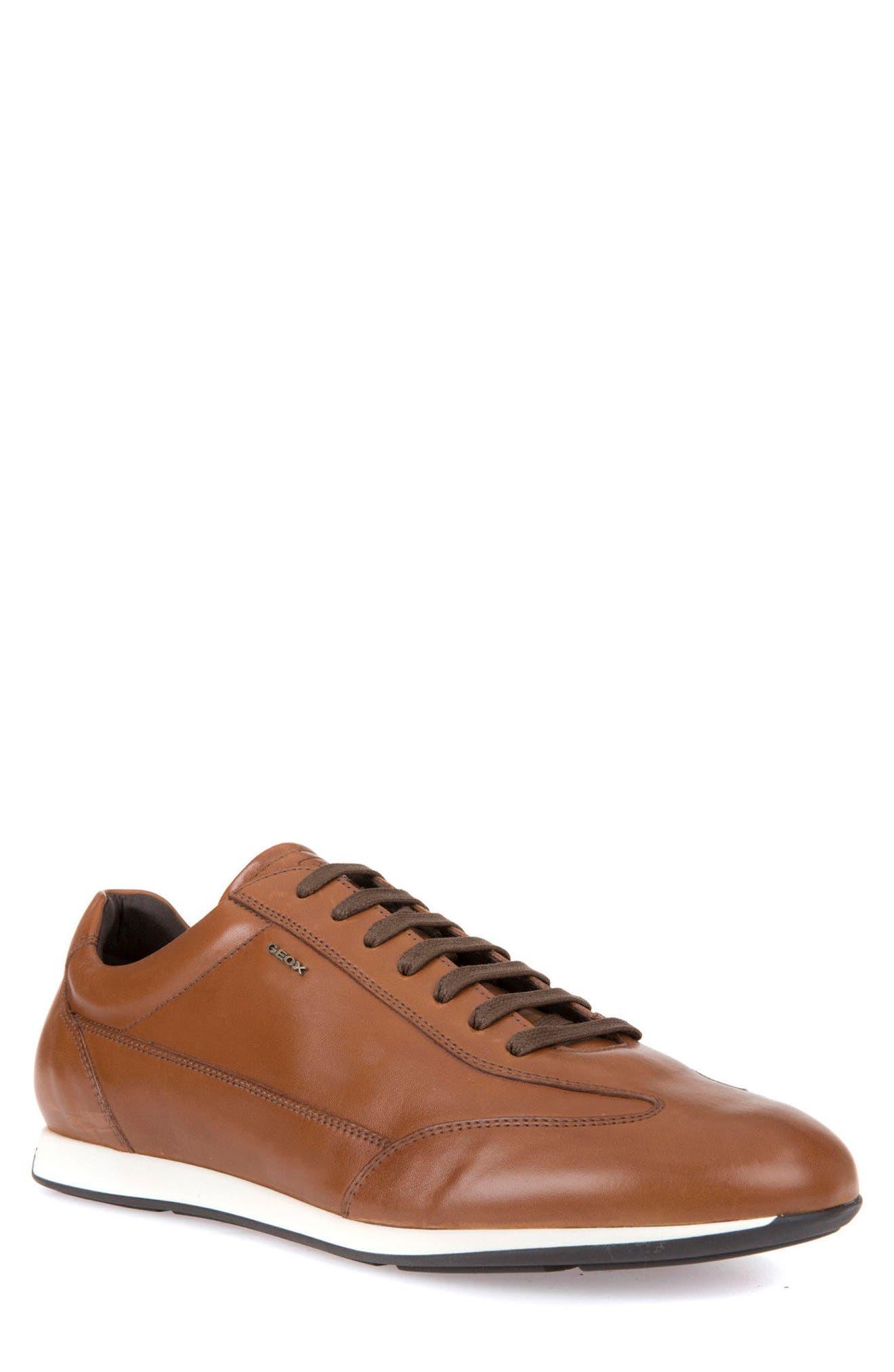 Main Image - Geox Clemet 1 Sneaker (Men)