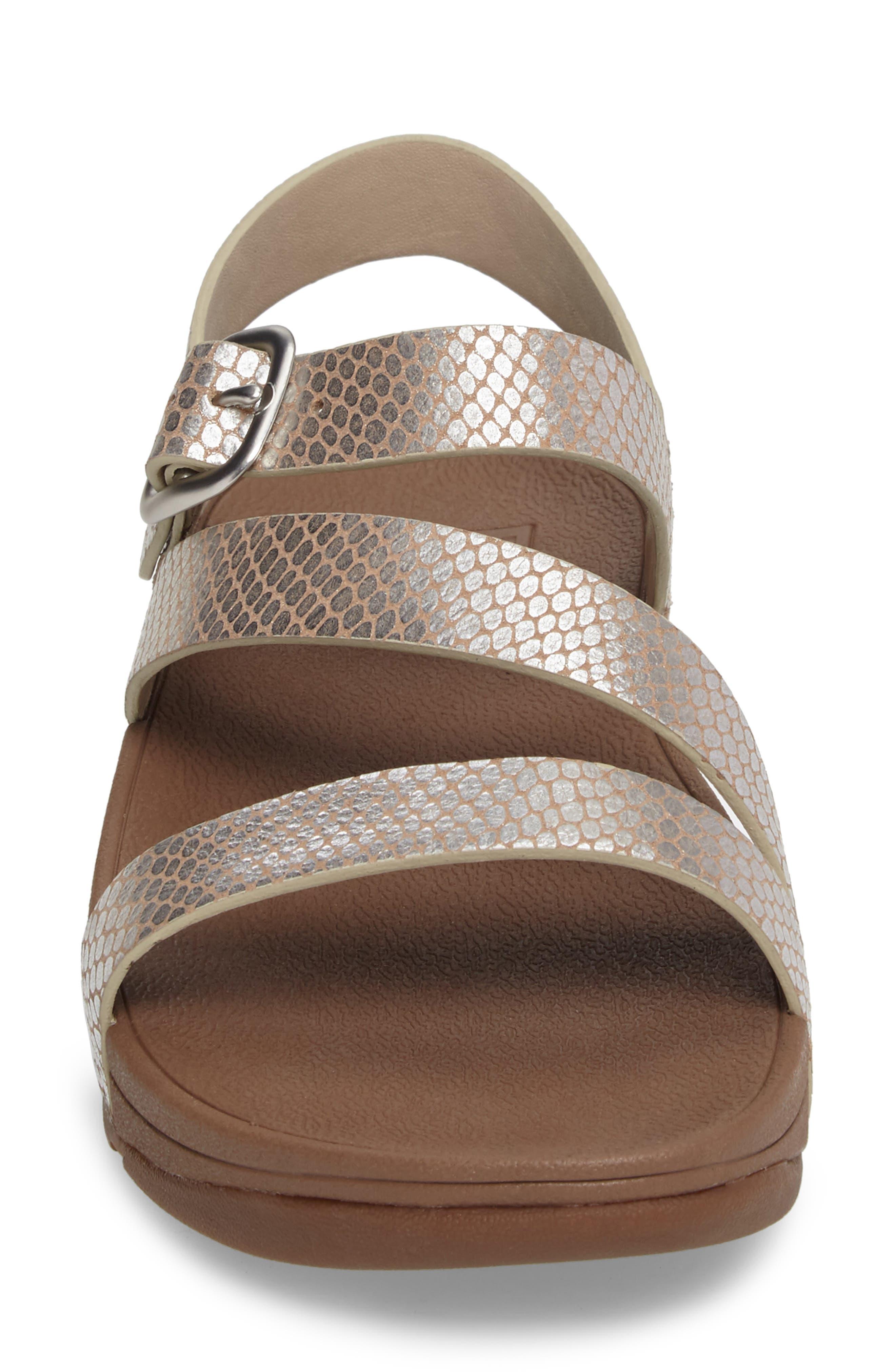 Alternate Image 4  - FitFlop The Skinny™ Z-Strap Sandal (Women)