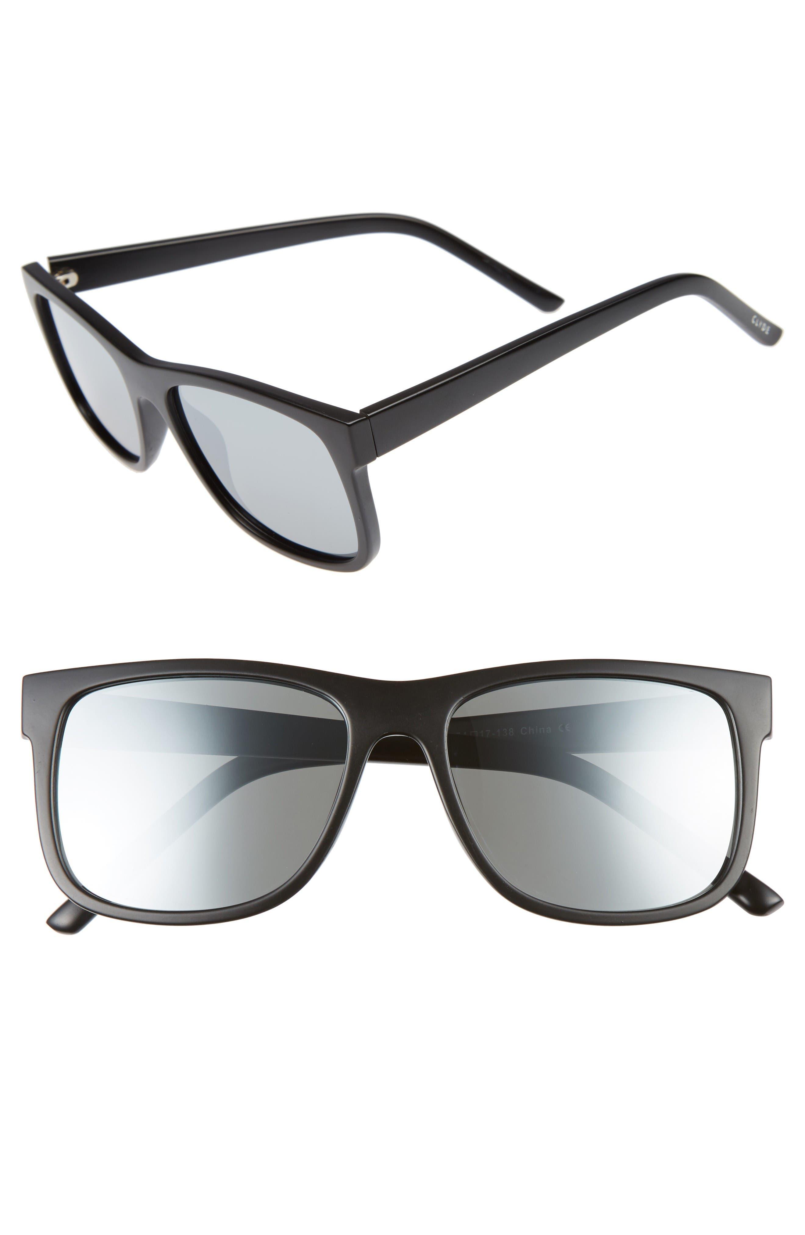Main Image - Bonnie Clyde Main 54mm Polarized Sunglasses