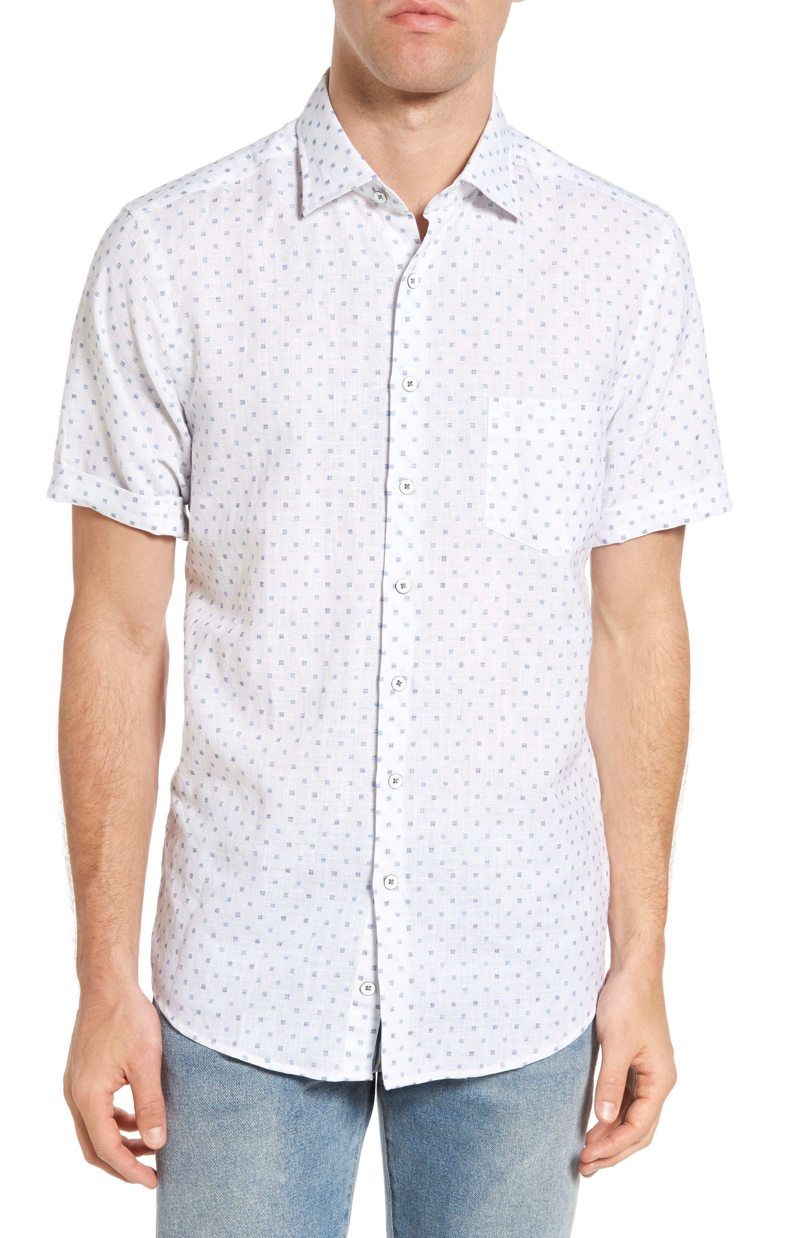 Rodd & Gunn Maronan Original Fit Print Sport Shirt