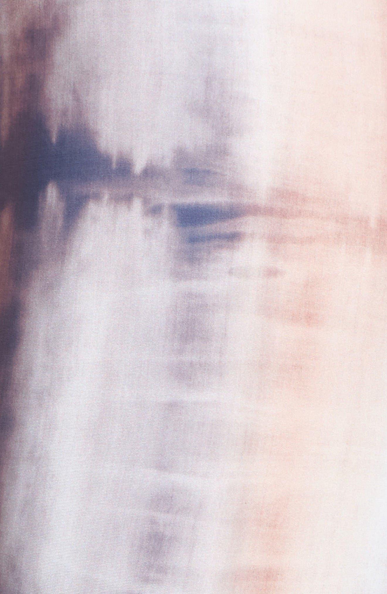 Alternate Image 5  - Onzie Graphic Print Capri Leggings