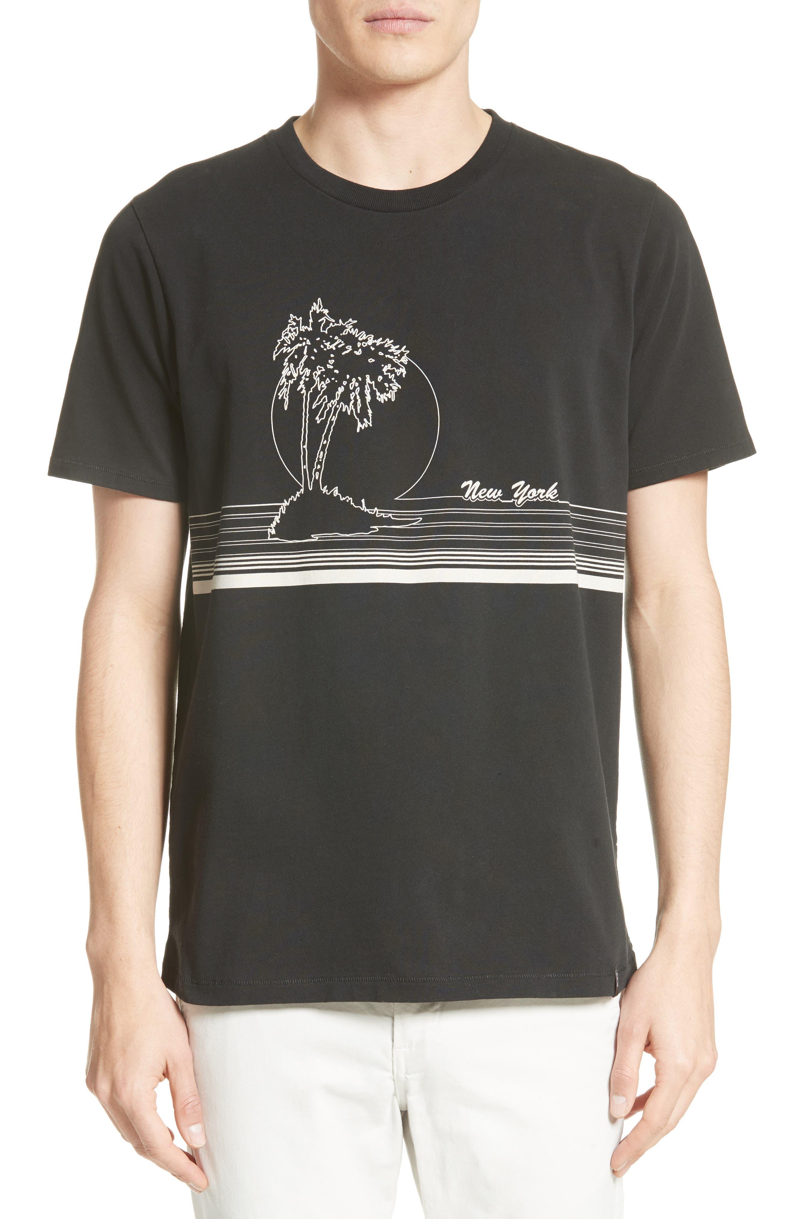 rag & bone Graphic T-Shirt
