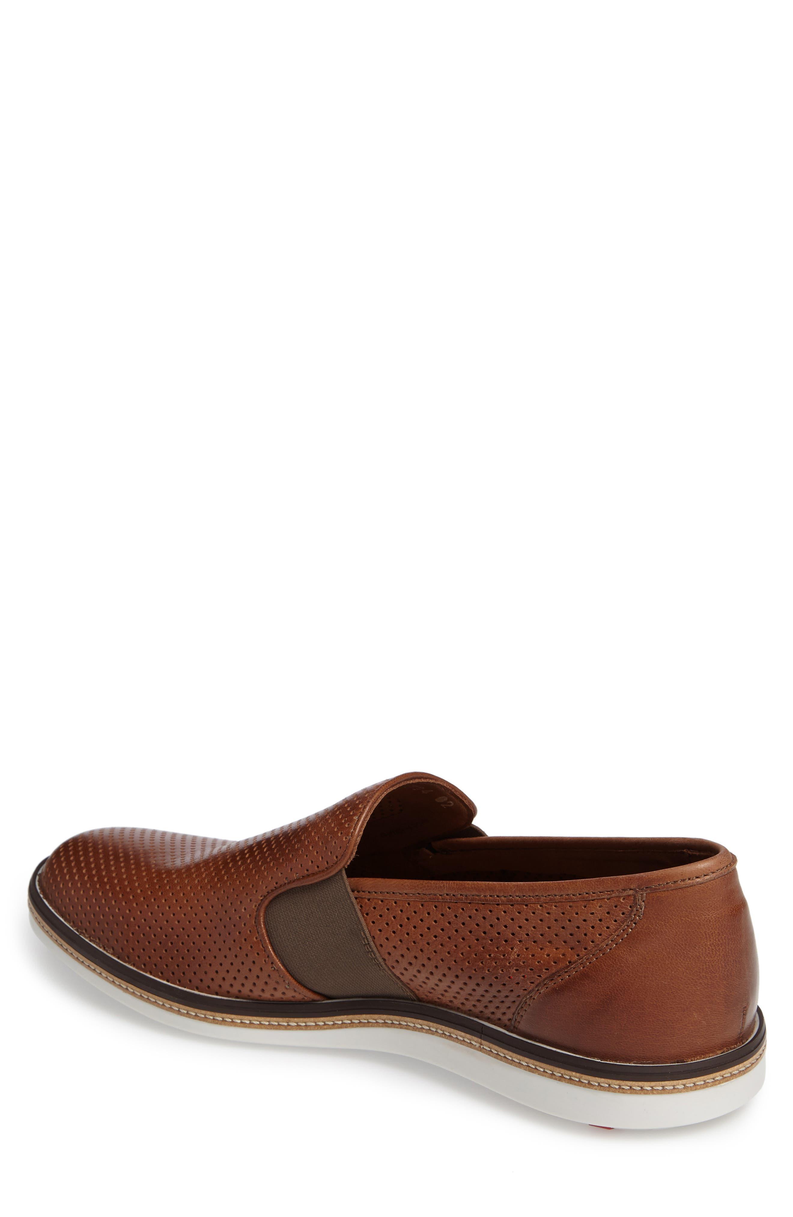 Alternate Image 2  - Lloyd Alister Perforated Loafer (Men)
