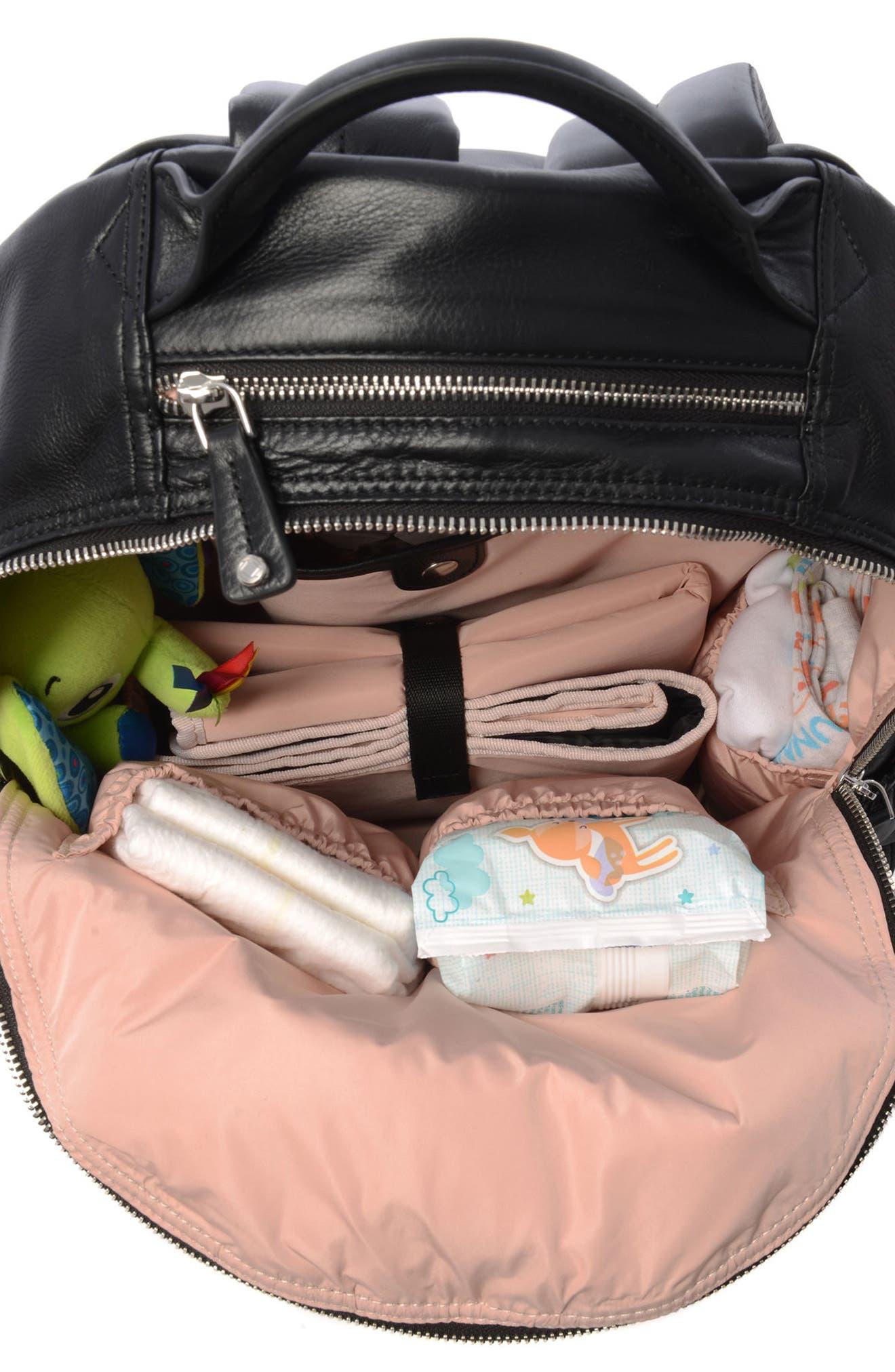 Alternate Image 3  - Kerikit Joy Studded Diaper Backpack