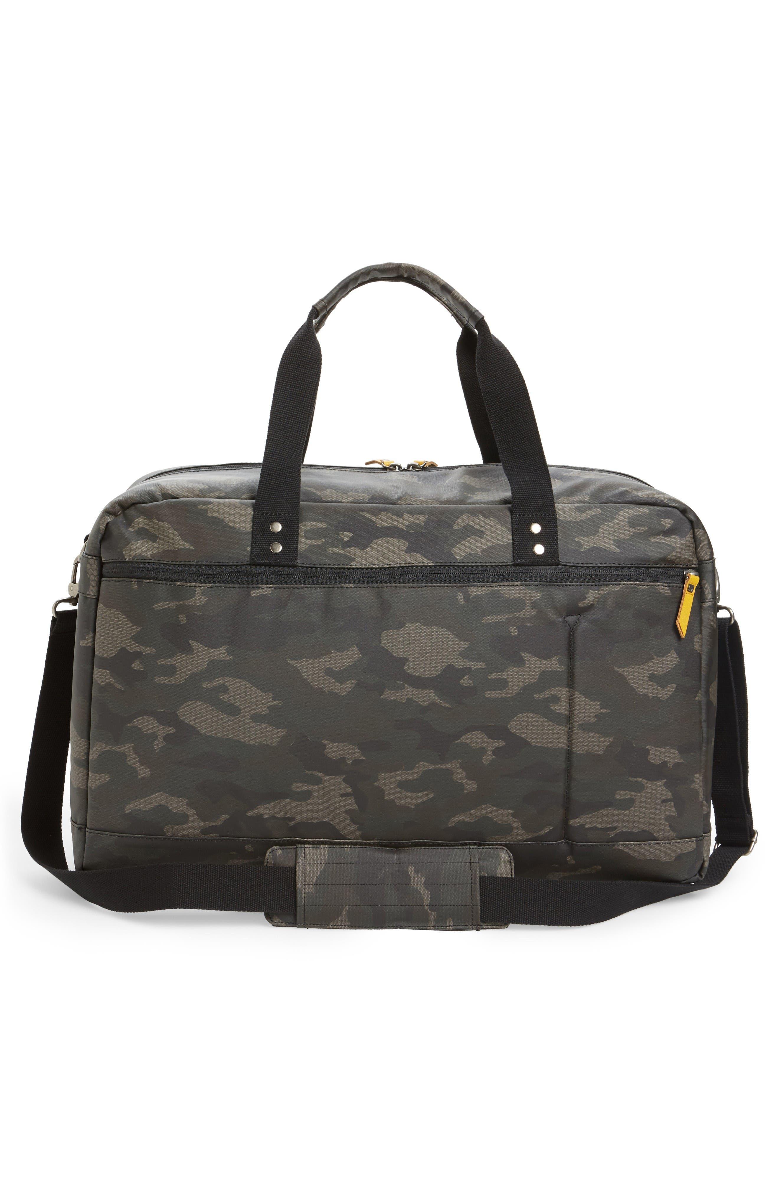 Calibre Duffel Bag,                             Alternate thumbnail 3, color,                             Camo