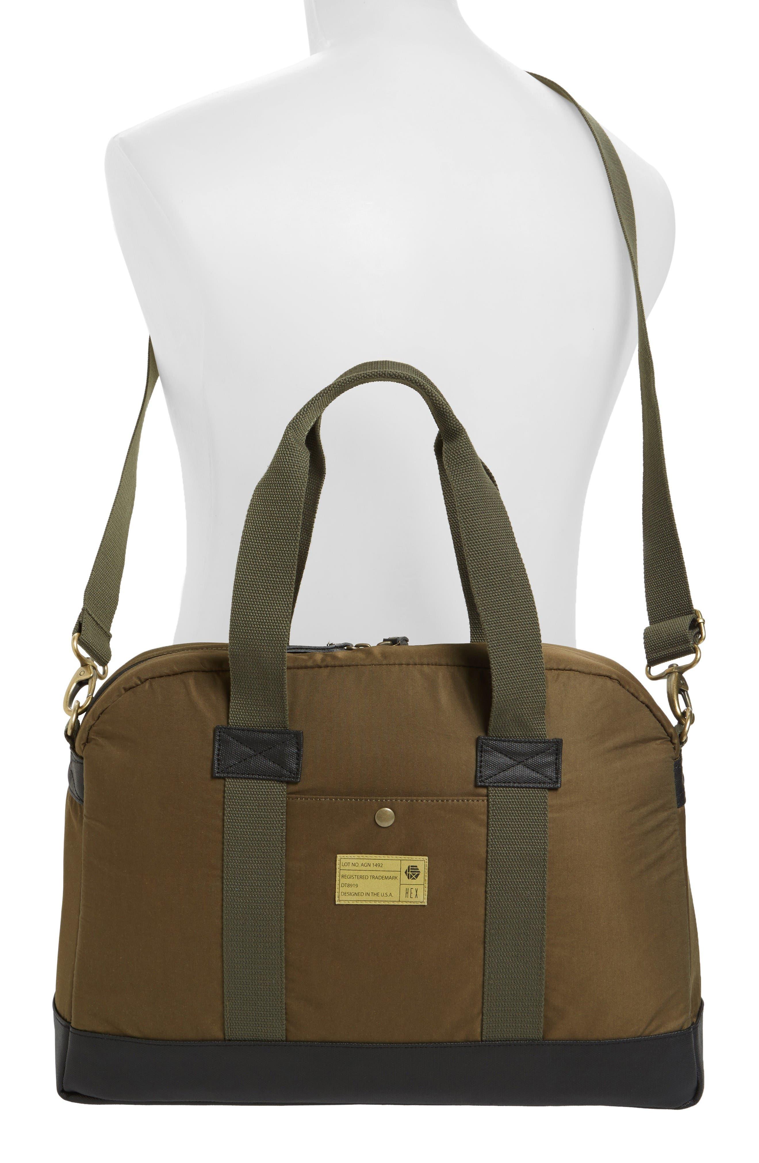Alternate Image 2  - HEX Laptop Duffel Bag