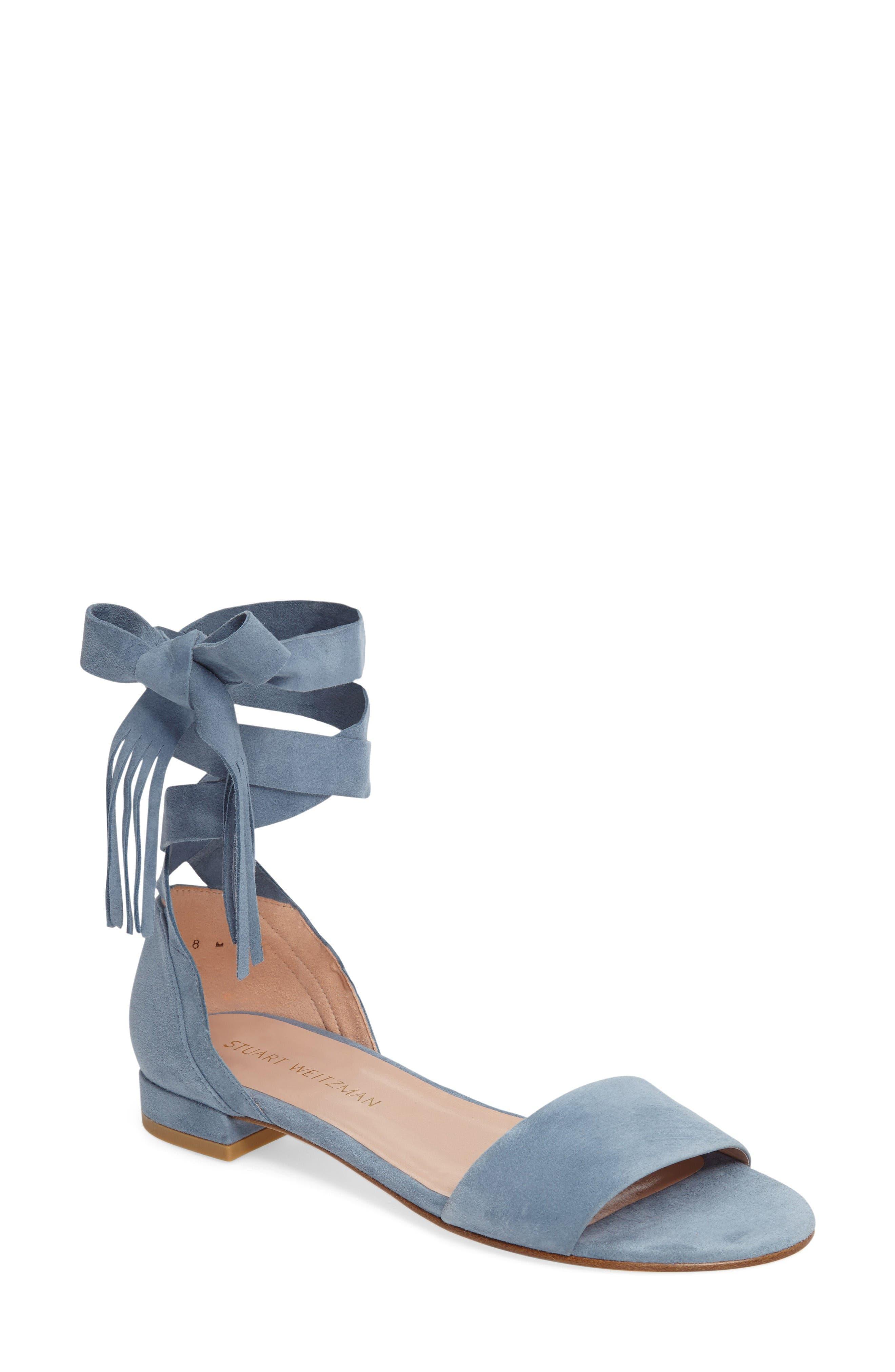 Alternate Image 1 Selected - Stuart Weitzman Corbata Sandal (Women)