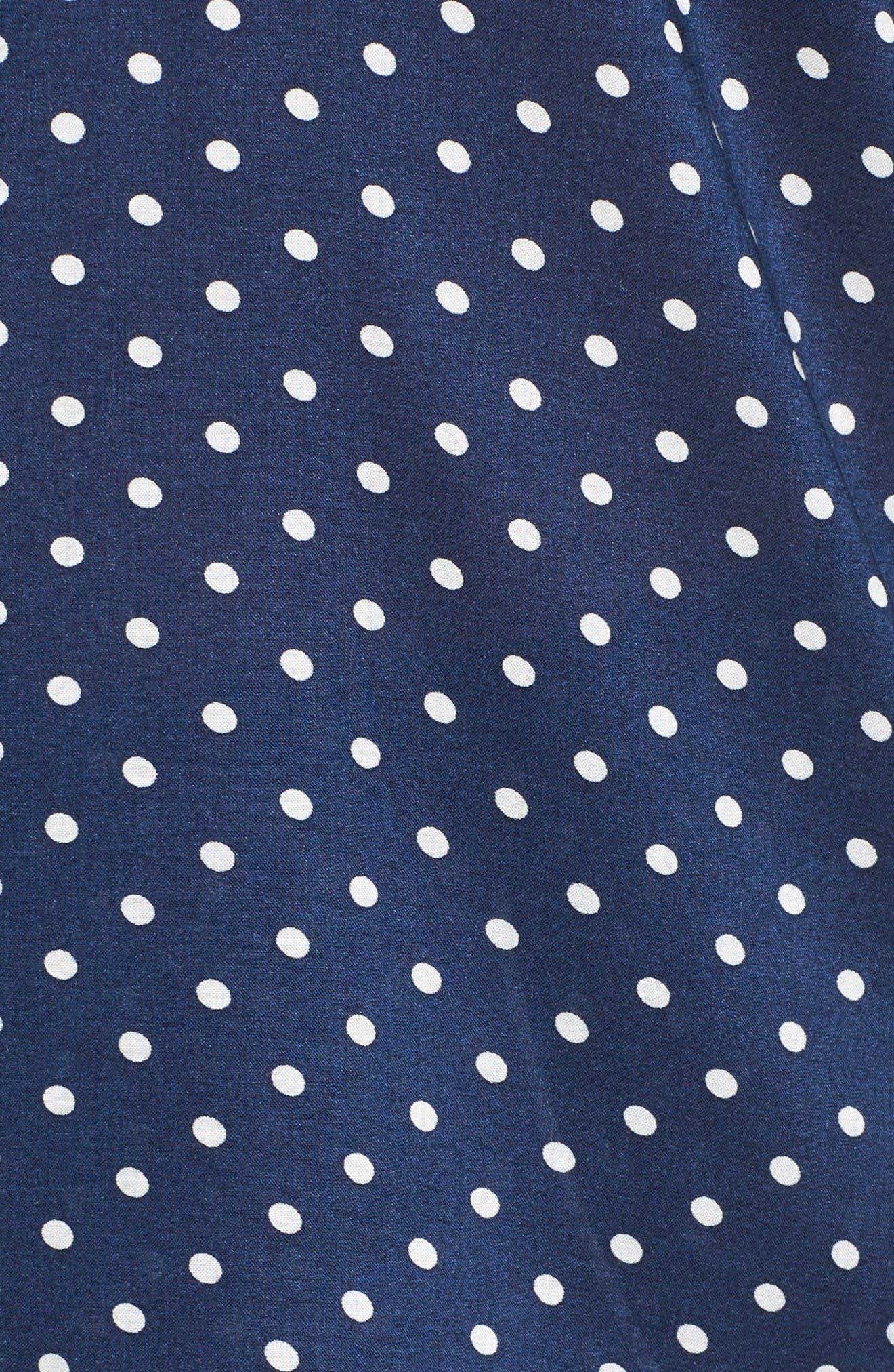 Alternate Image 5  - Nordstrom Lingerie Woven Short Pajamas