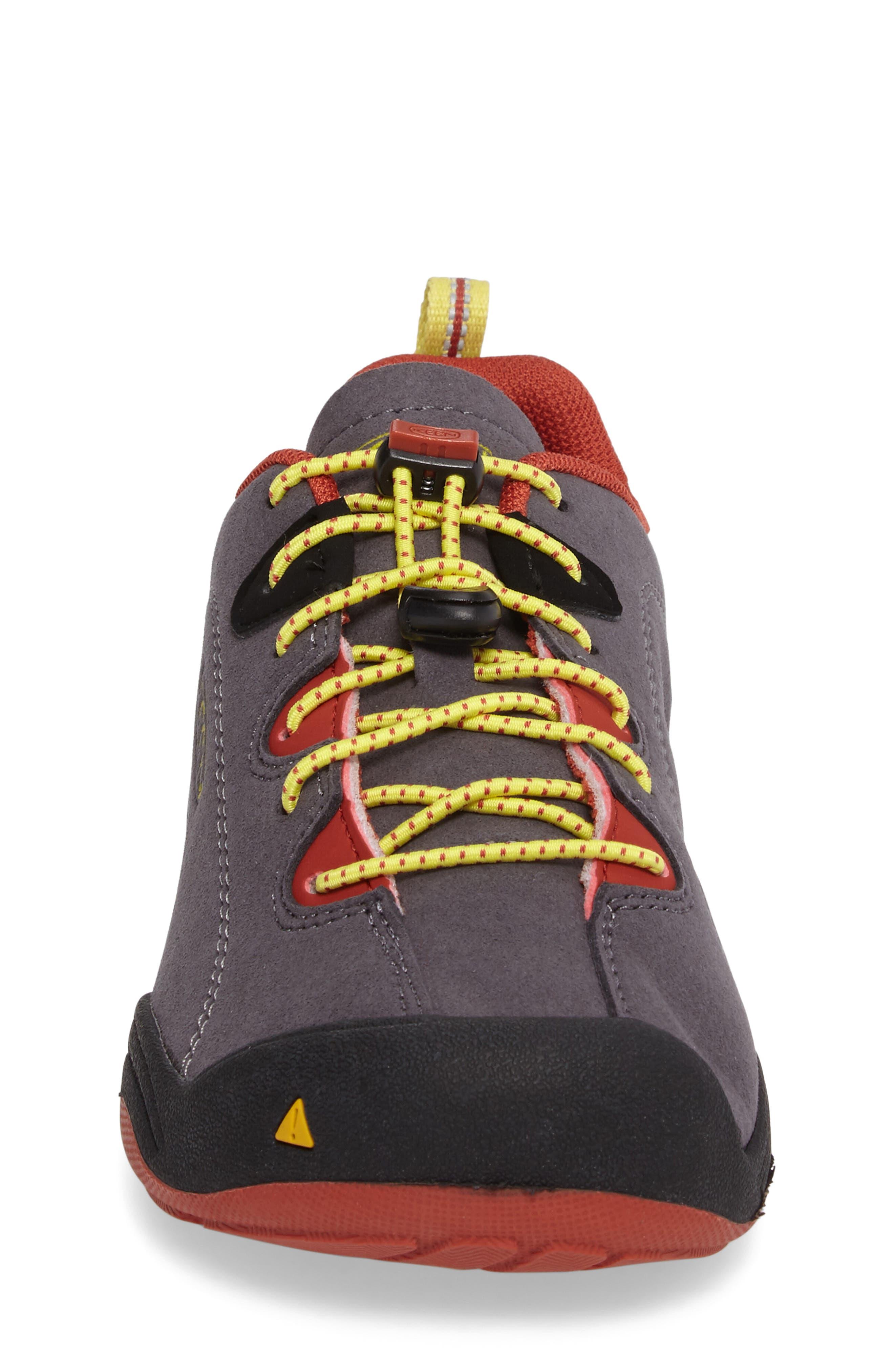 Jasper Sneaker,                             Alternate thumbnail 4, color,                             Magnet