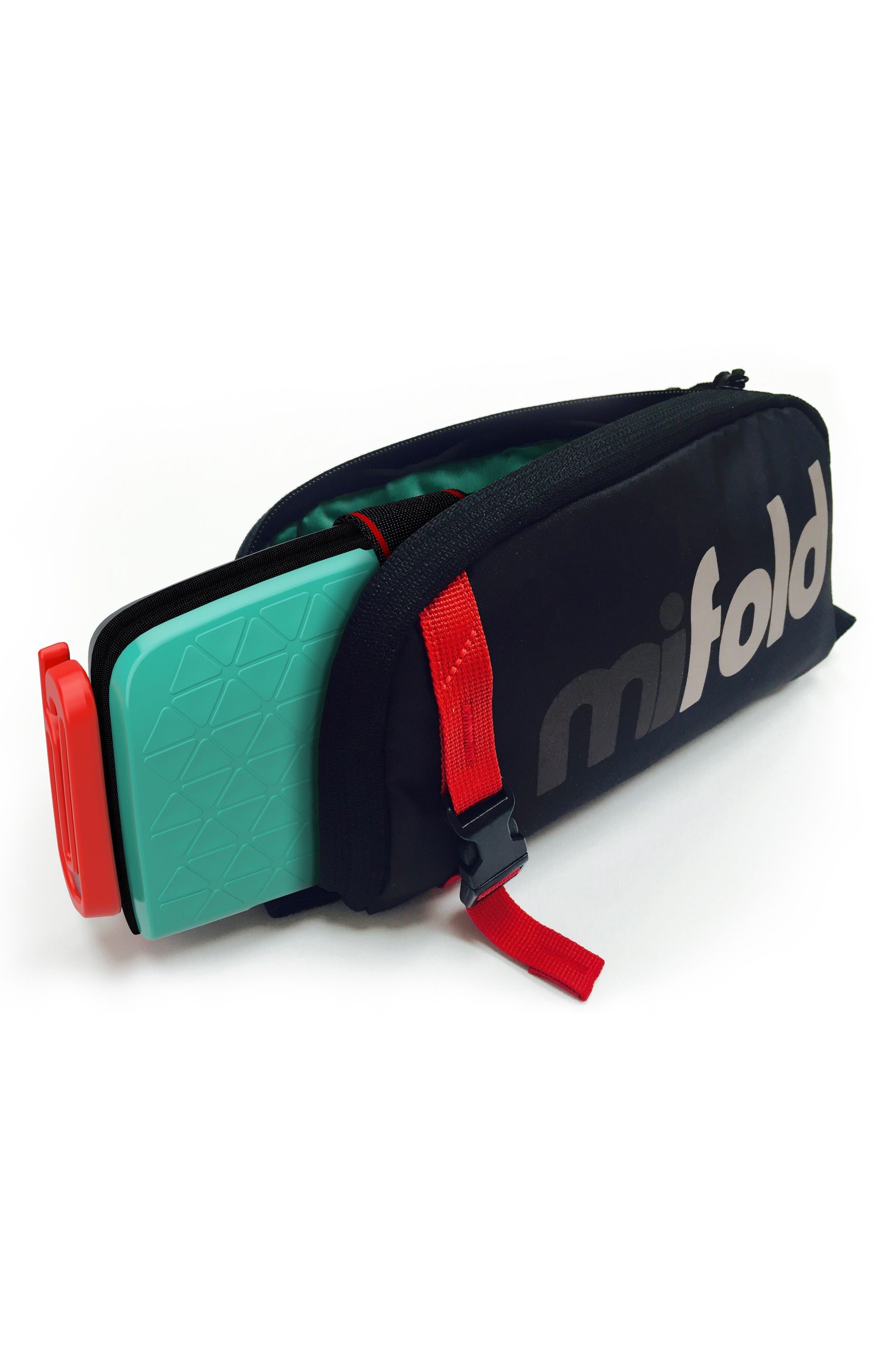 Alternate Image 2  - Mifold Designer Carry Bag for Mifold Booster Seat