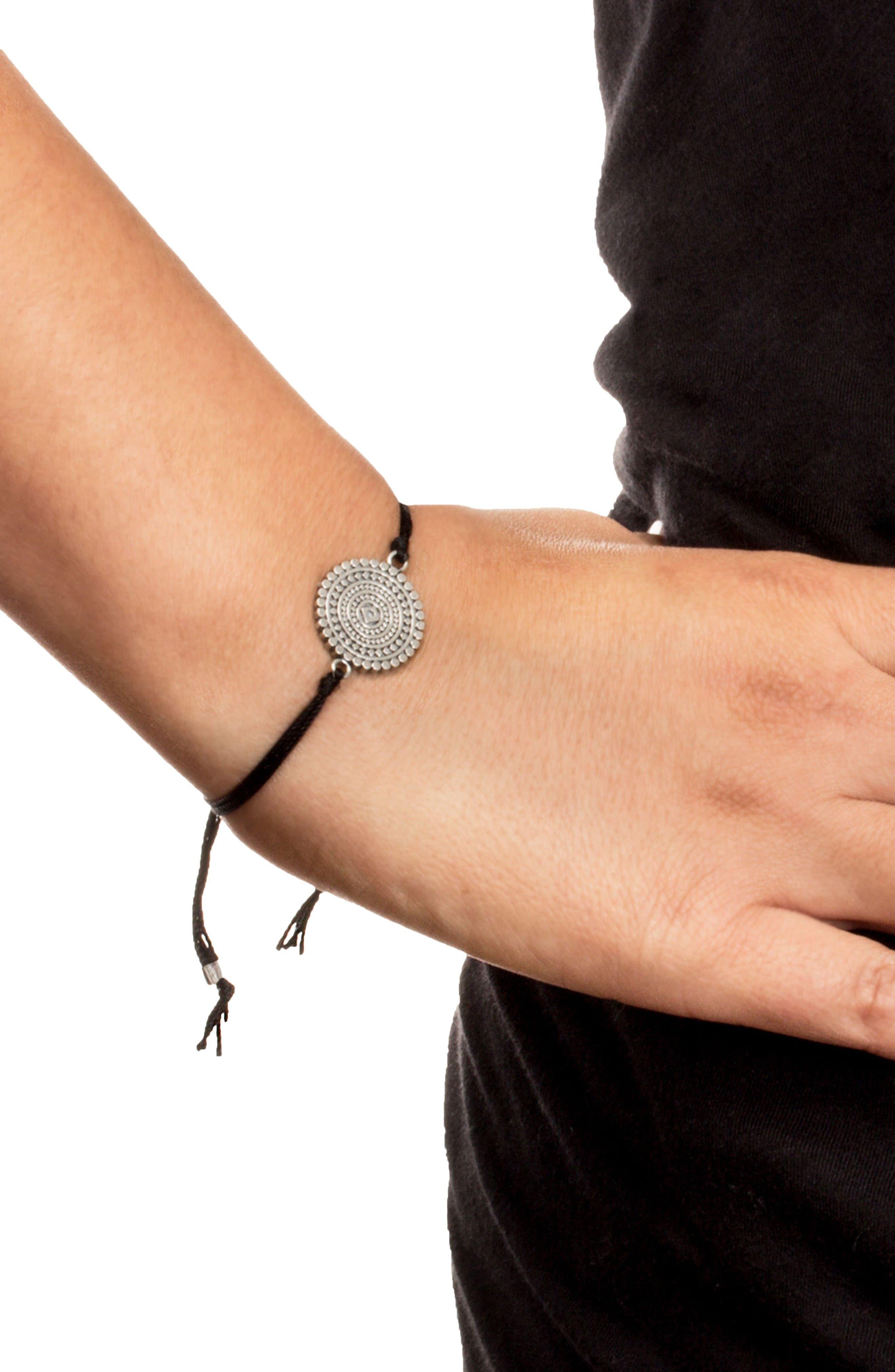 Alternate Image 3  - Dogeared The Mindful Mandala Bracelet