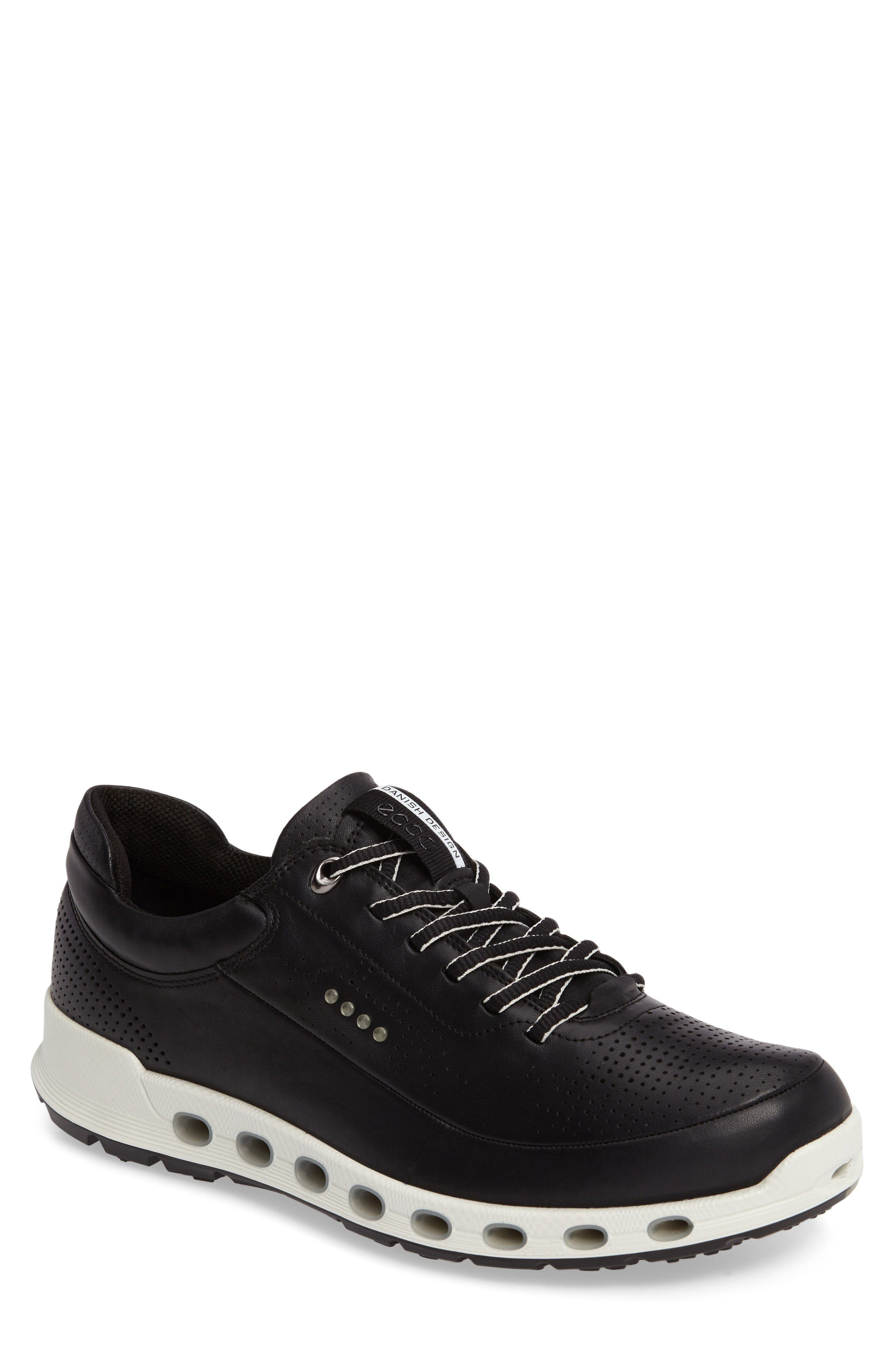 Alternate Image 1 Selected - ECCO Cool 2.0 Leather GTX Sneaker
