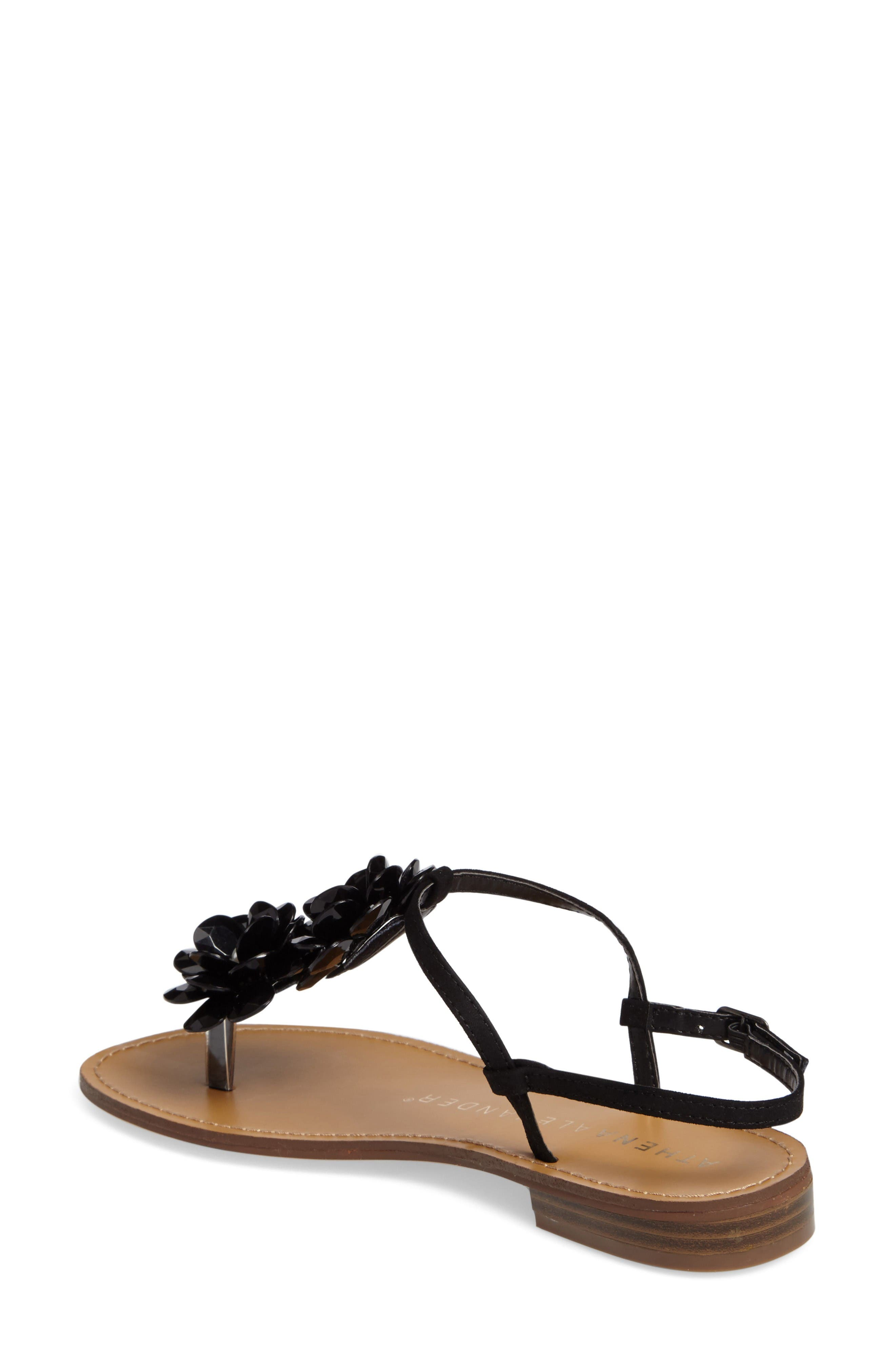 Alternate Image 2  - Athena Alexander Blossom Sandal (Women)