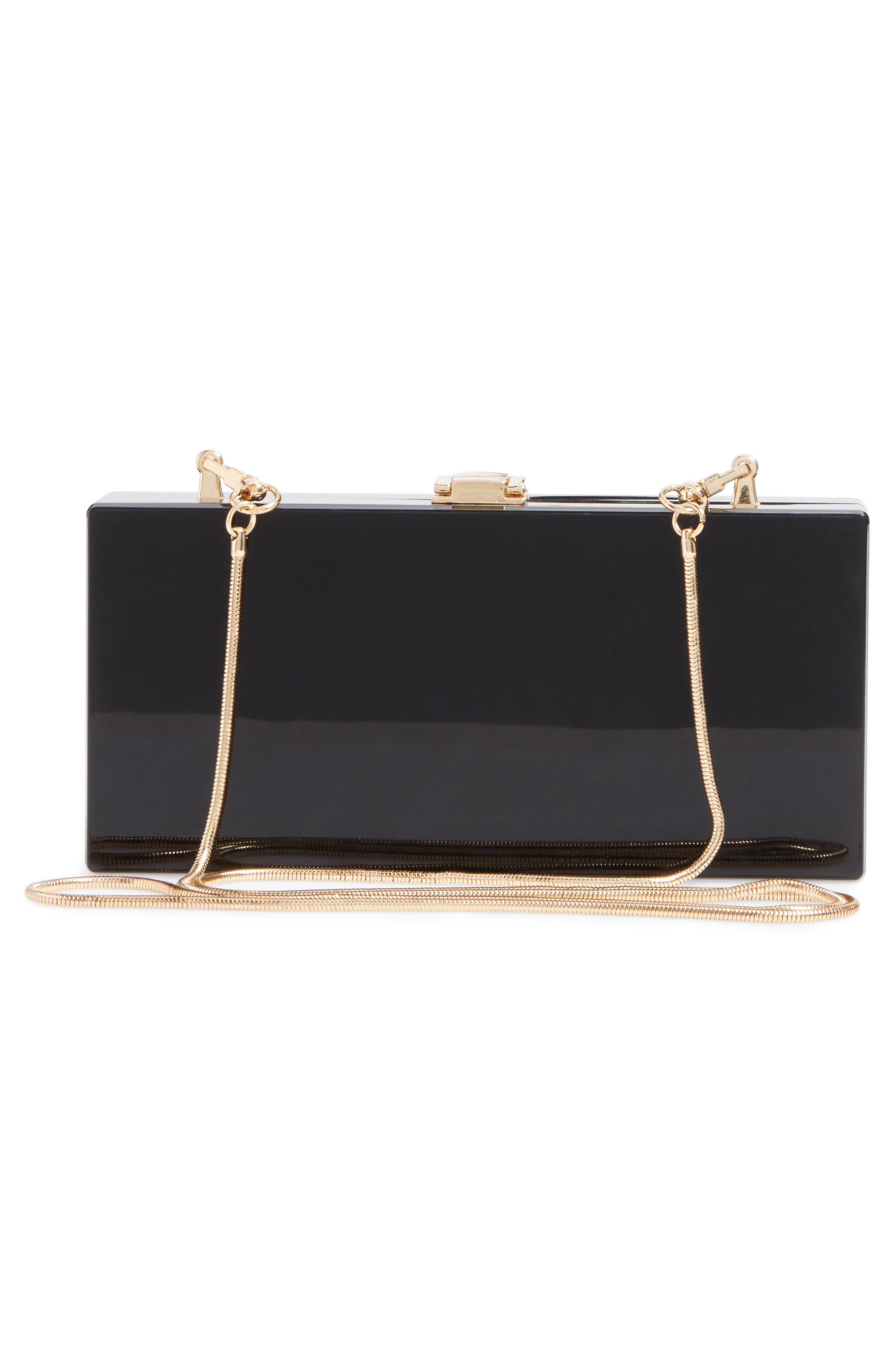 Alternate Image 3  - Milly Party Box Clutch