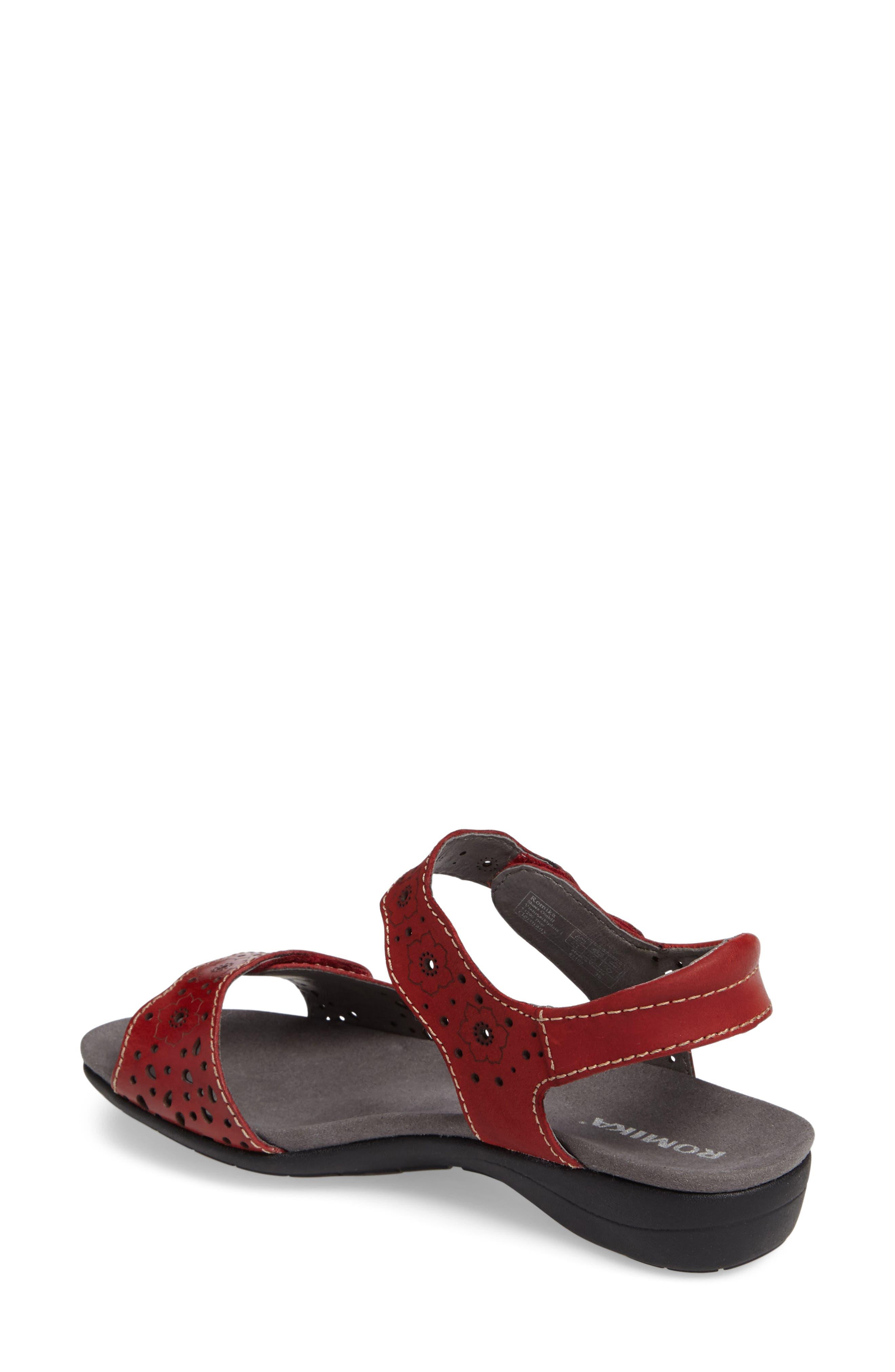 Alternate Image 2  - Romika® 'Tahiti 03' Quarter Strap Sandal (Women)