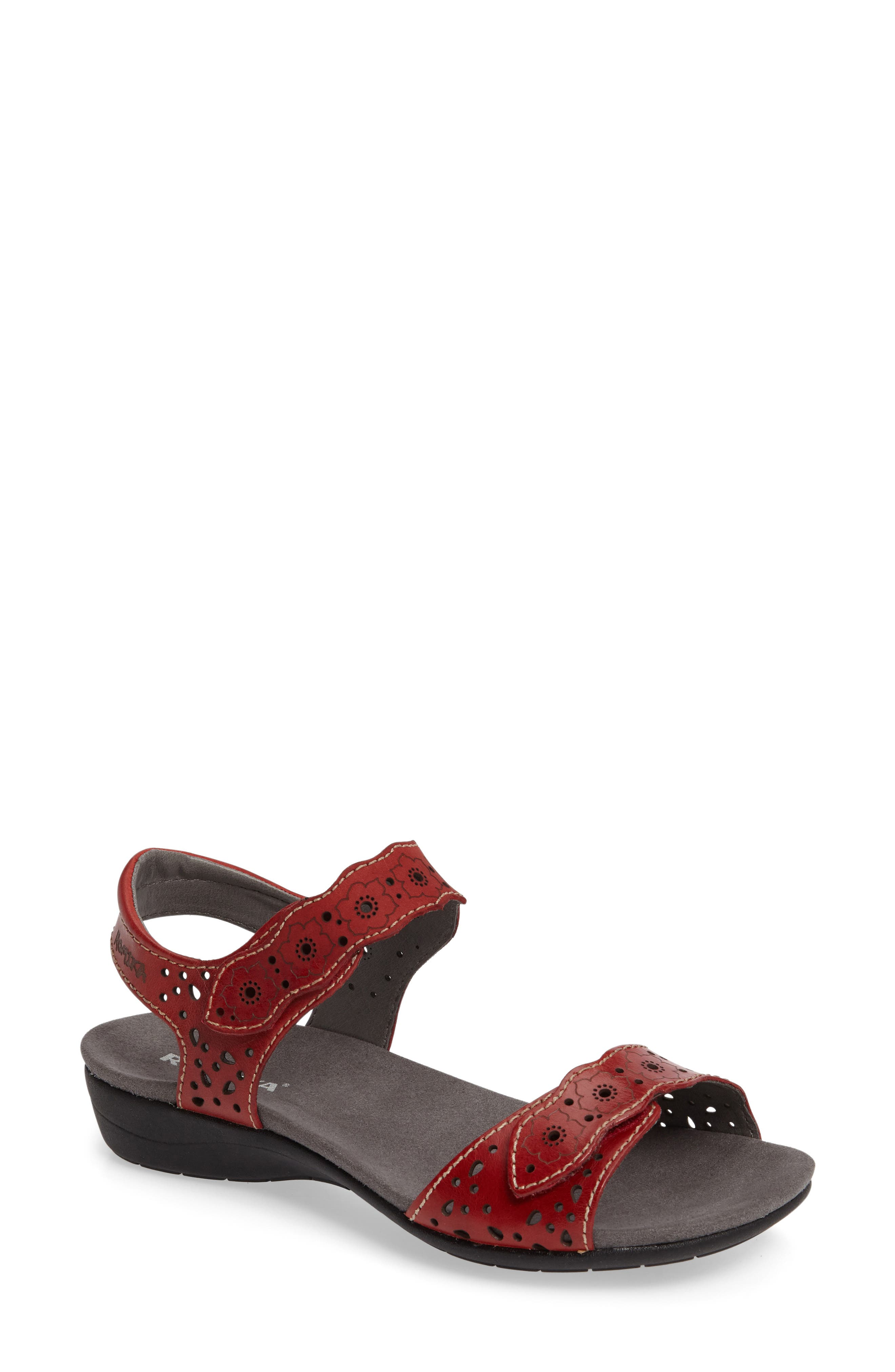 Alternate Image 1 Selected - Romika® 'Tahiti 03' Quarter Strap Sandal (Women)