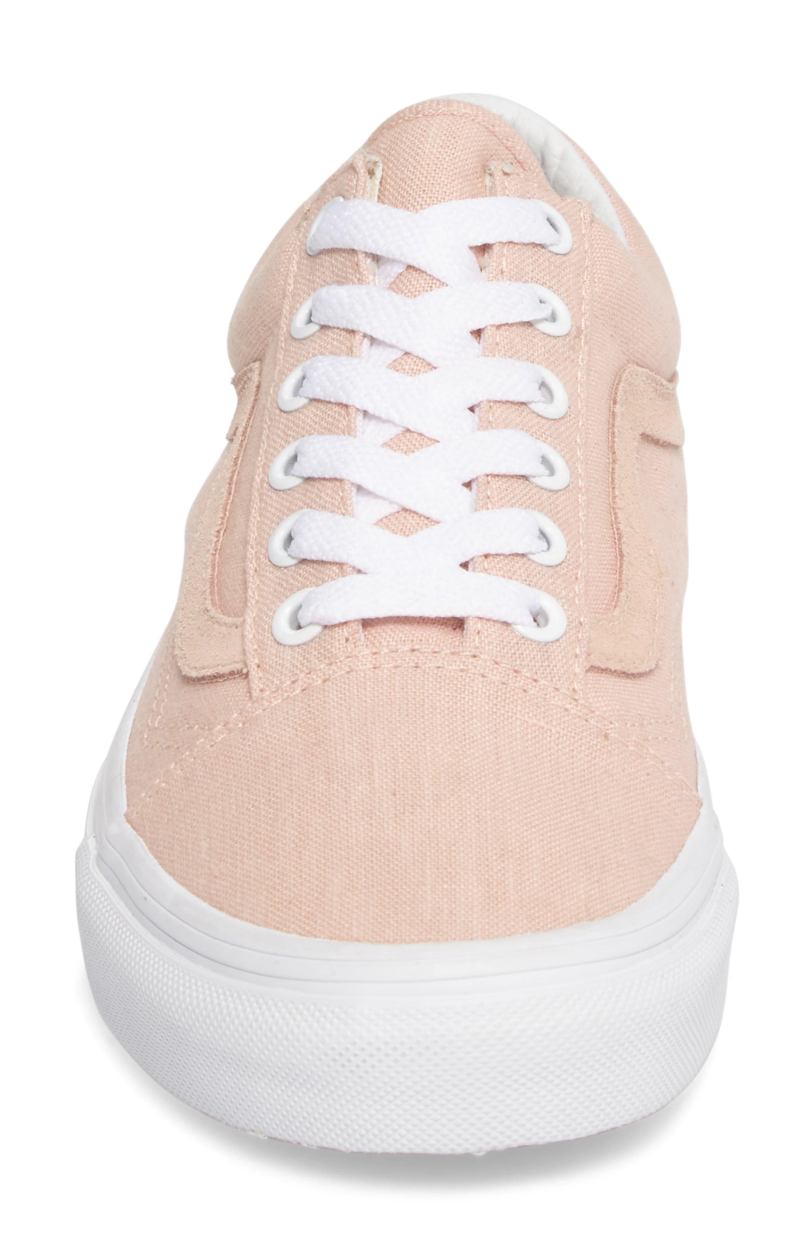 Alternate Image 4  - Vans Old Skool Sneaker (Women)