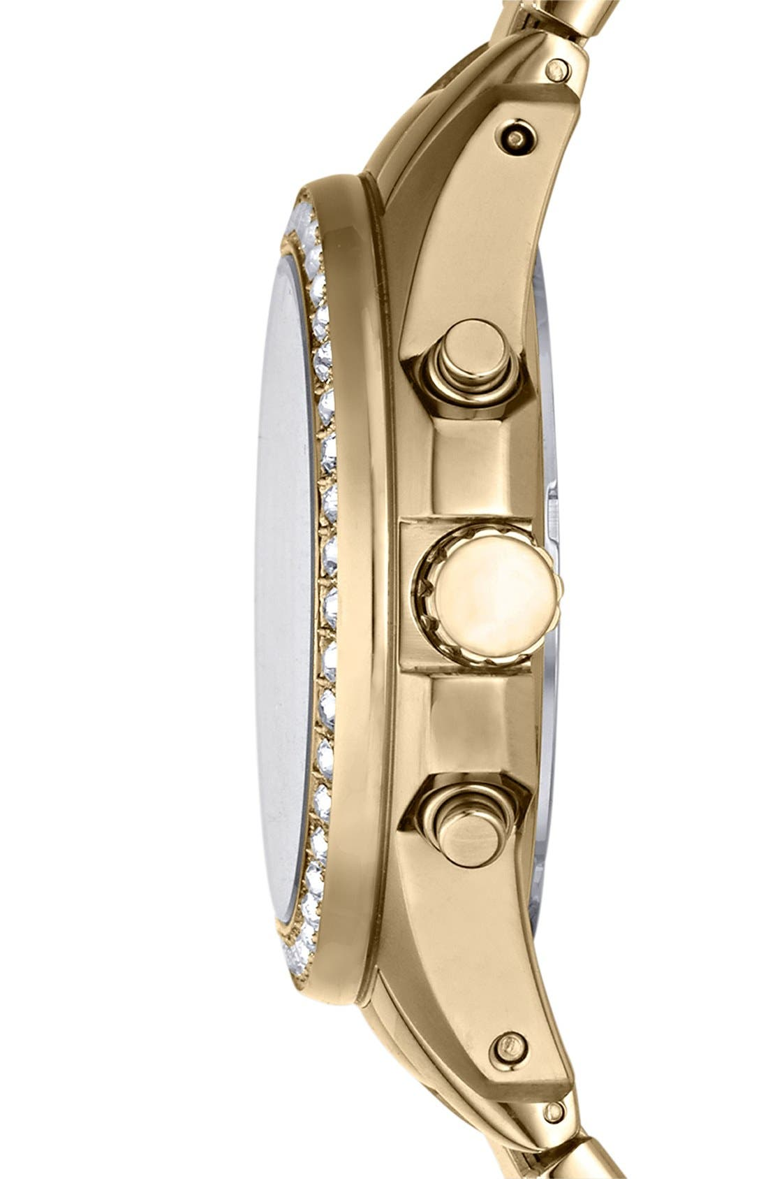 Alternate Image 2  - Fossil Crystal Topring Watch, 38mm