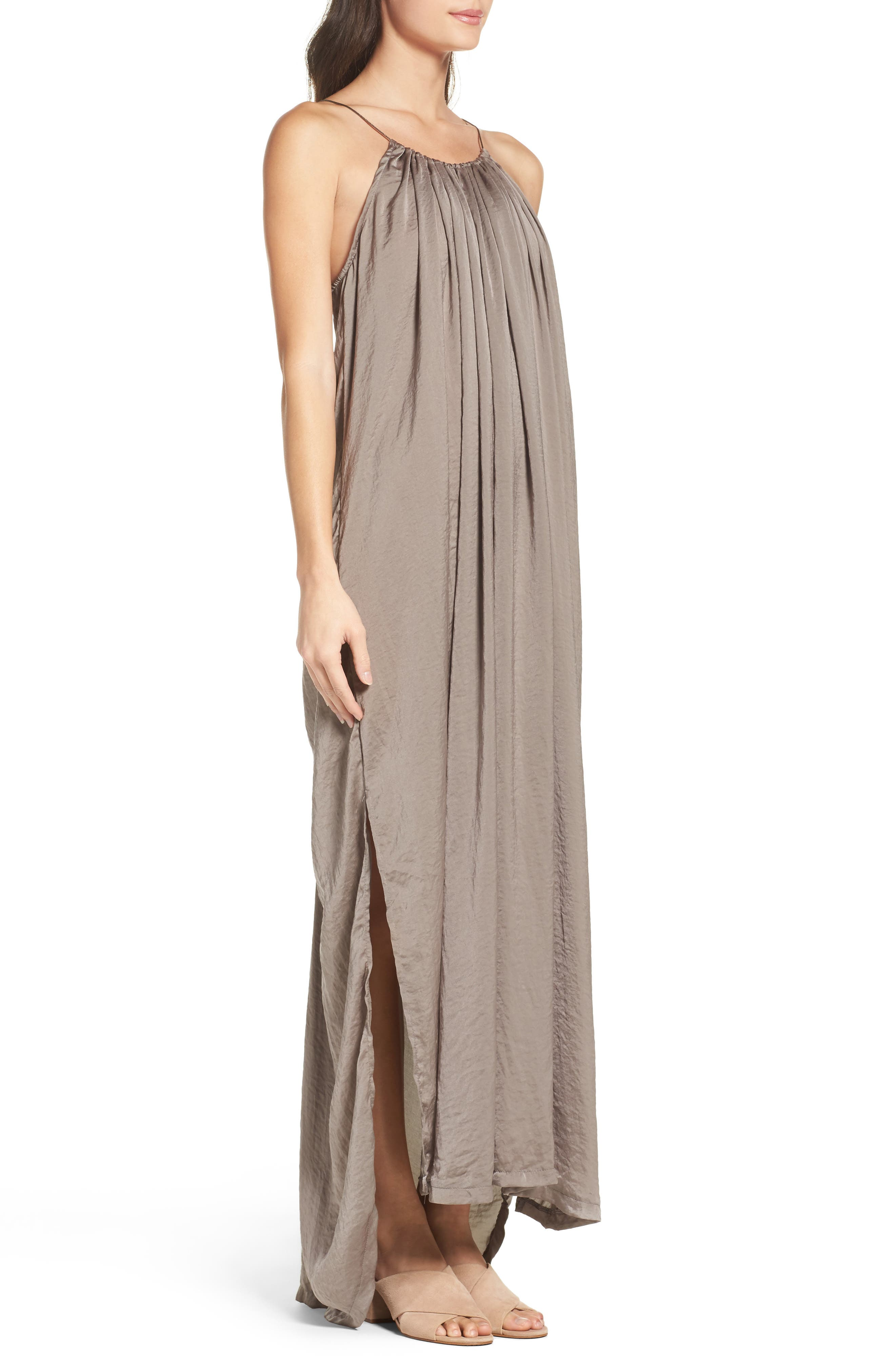 Alternate Image 3  - Knot Sisters Yvonne Maxi Dress