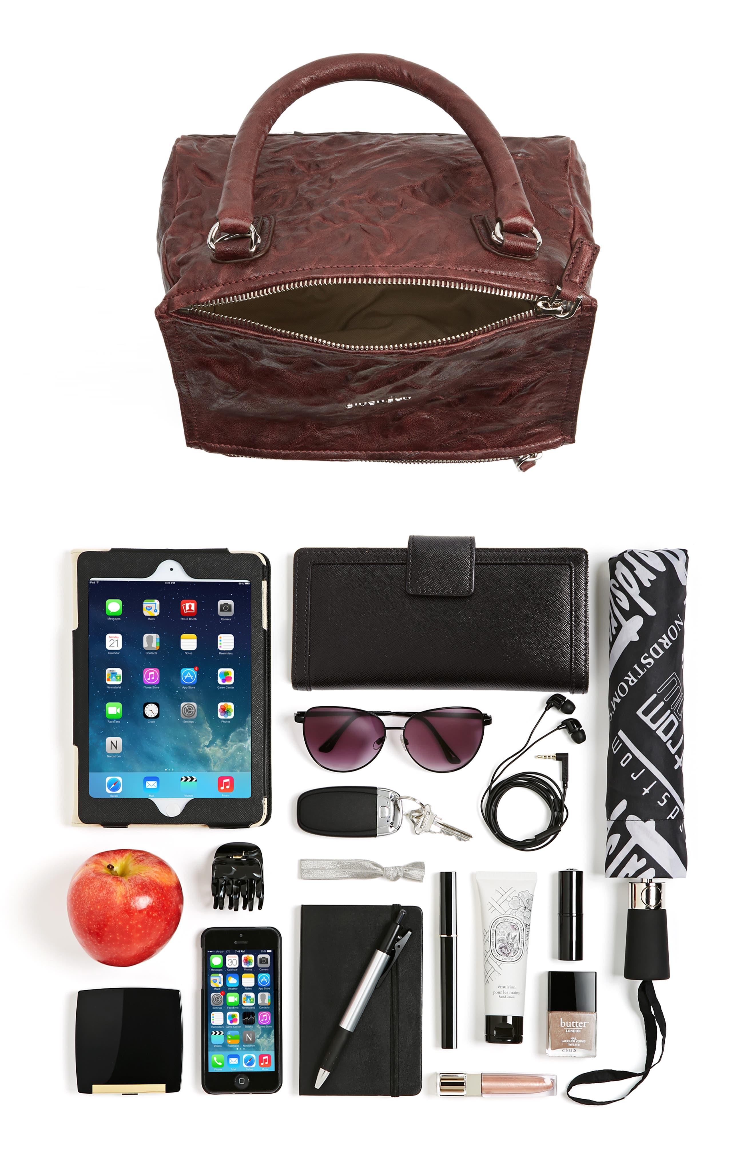 Alternate Image 7  - Givenchy 'Small Pepe Pandora' Leather Shoulder Bag