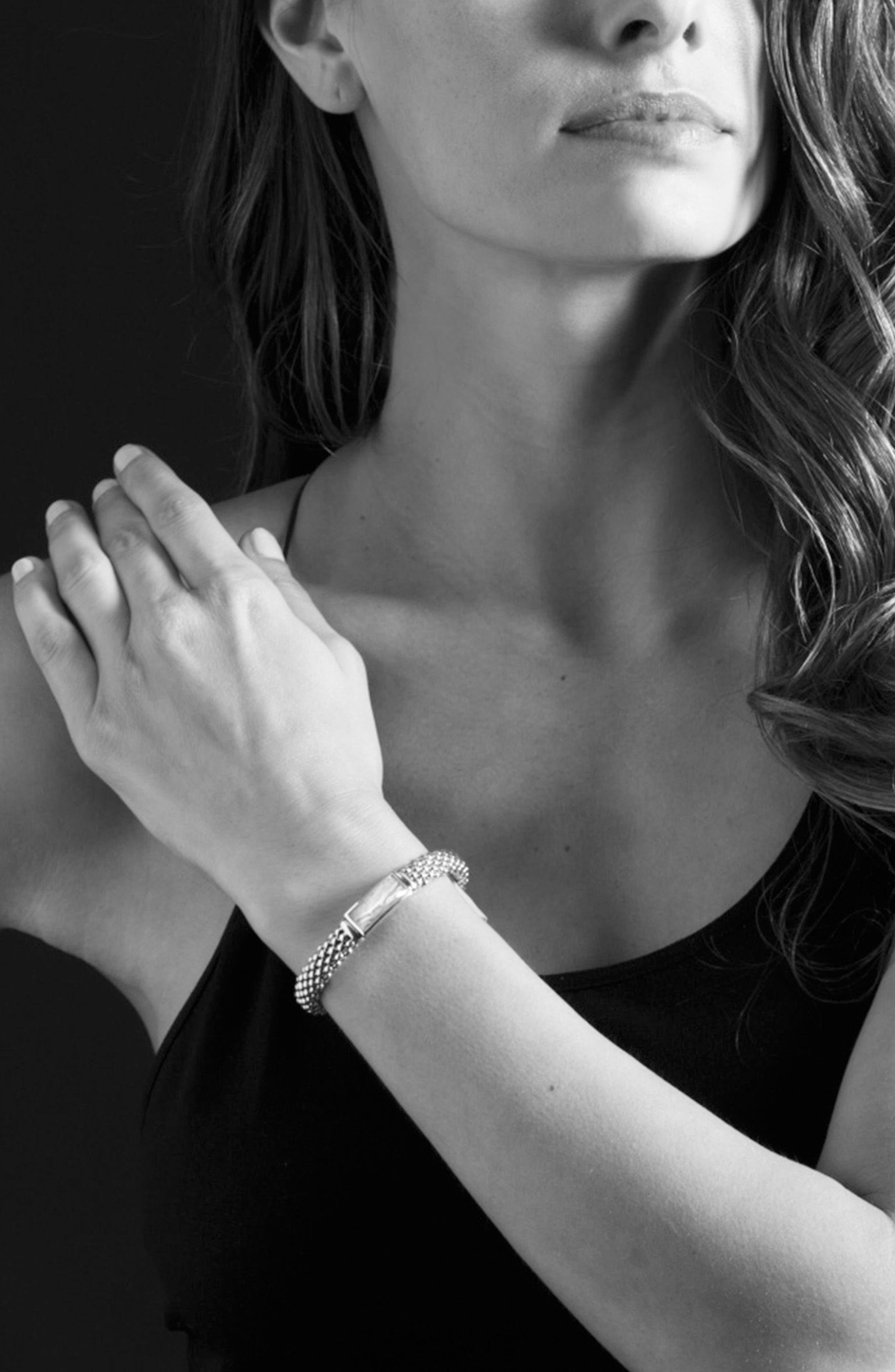 Alternate Image 4  - LAGOS Maya Station Rope Bracelet