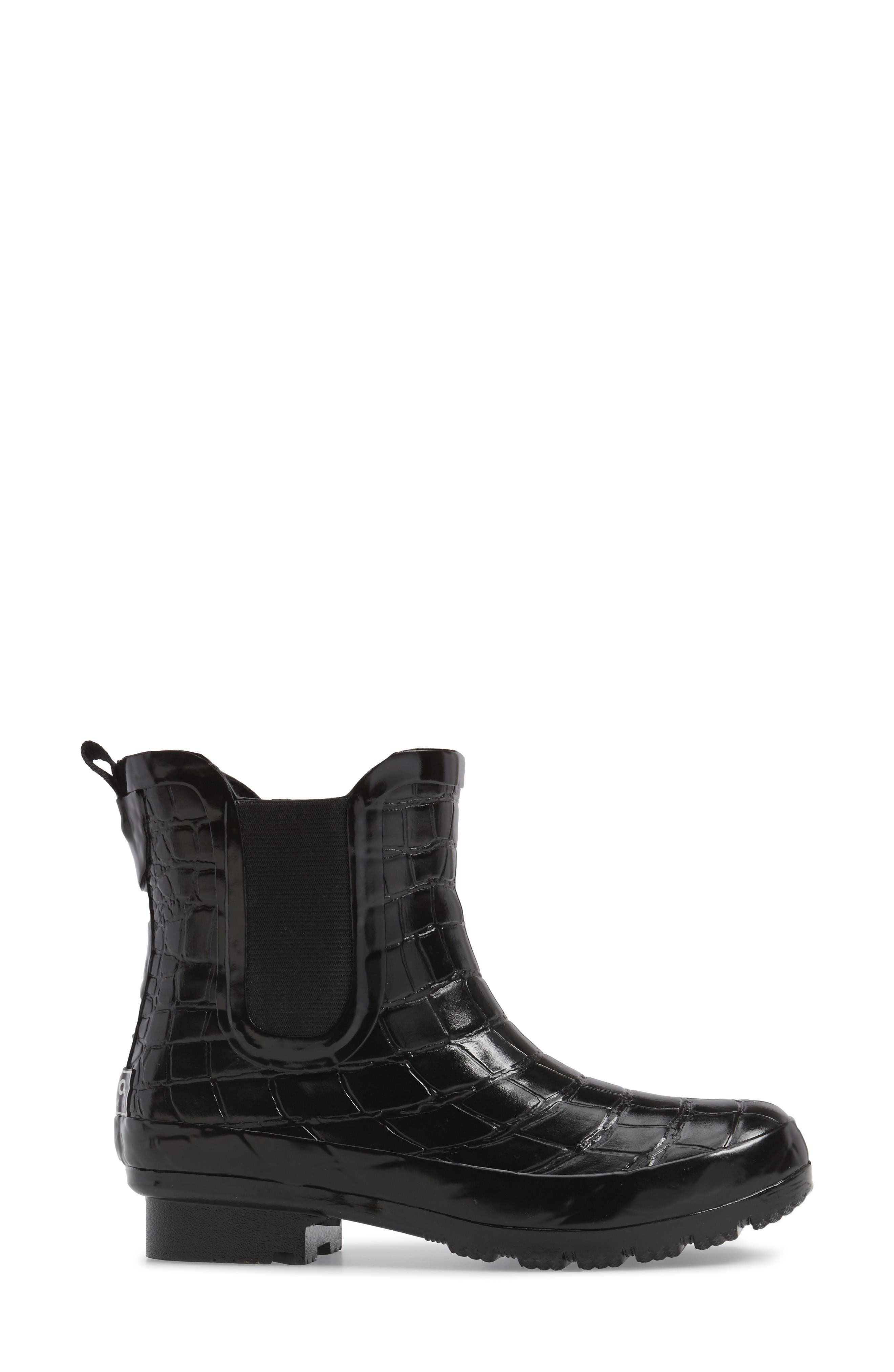 Alternate Image 4  - roma Waterproof Chelsea Boot (Women)
