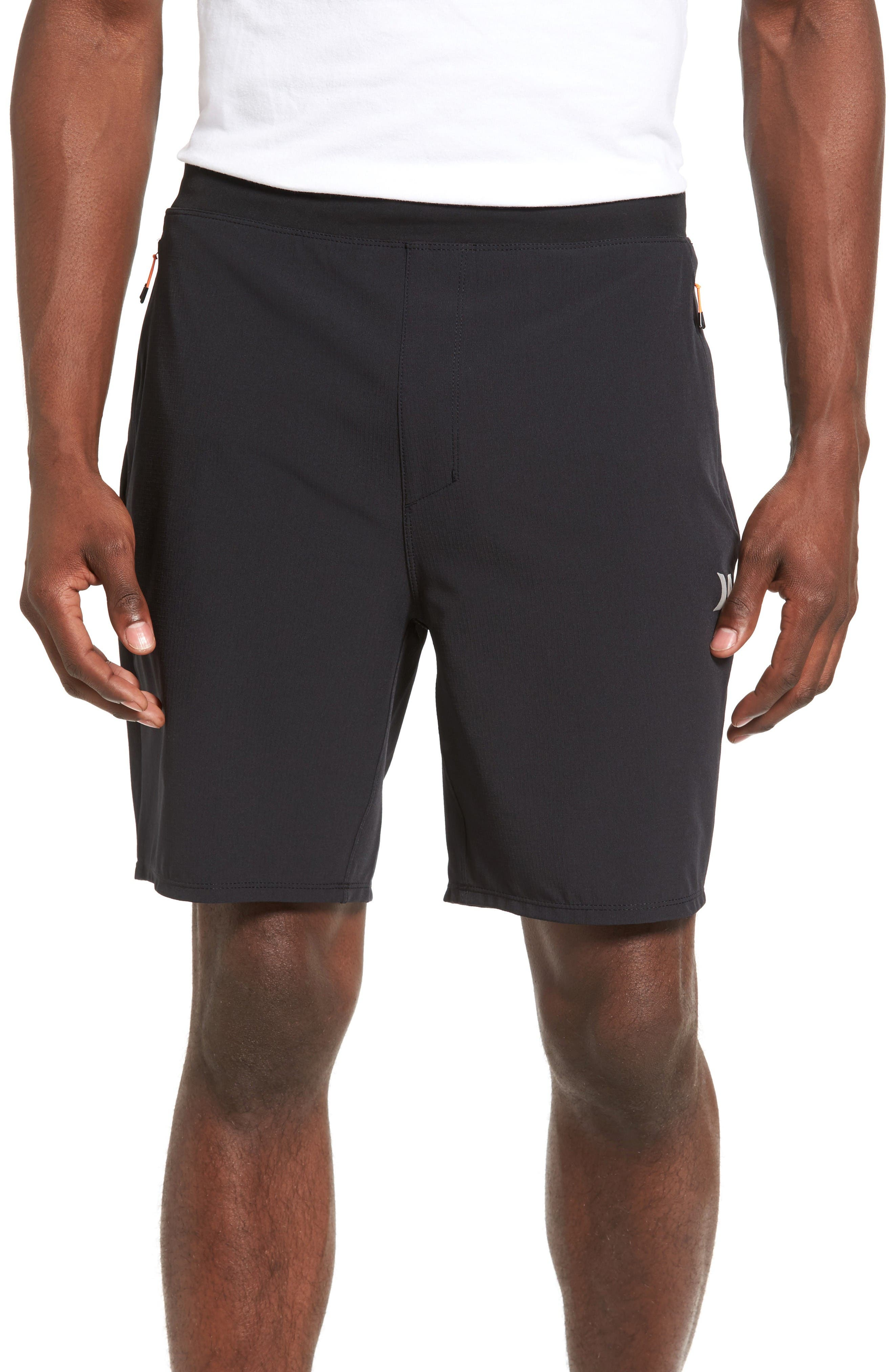 Hurley Alpha Trainer Plus Threat Training Shorts
