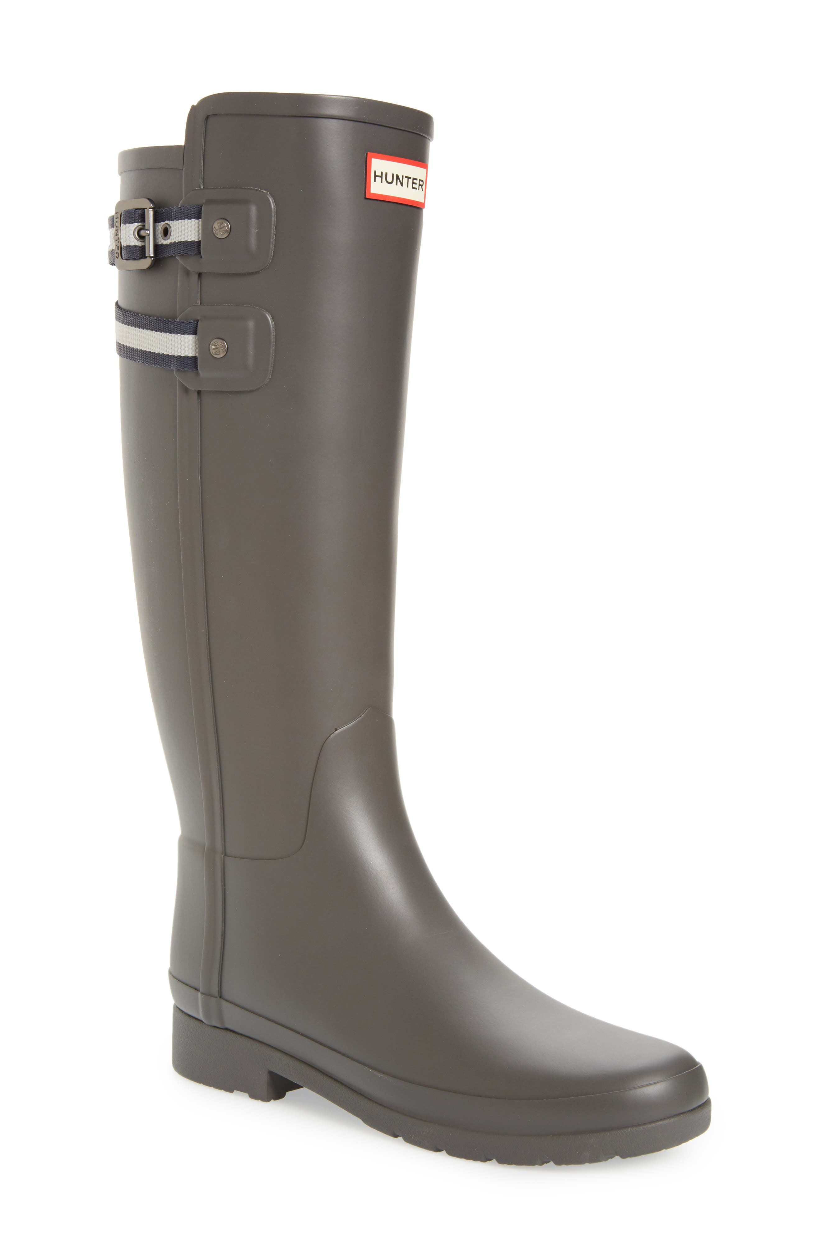 Alternate Image 1 Selected - Hunter Original Refined Matte Rain Boot (Women)