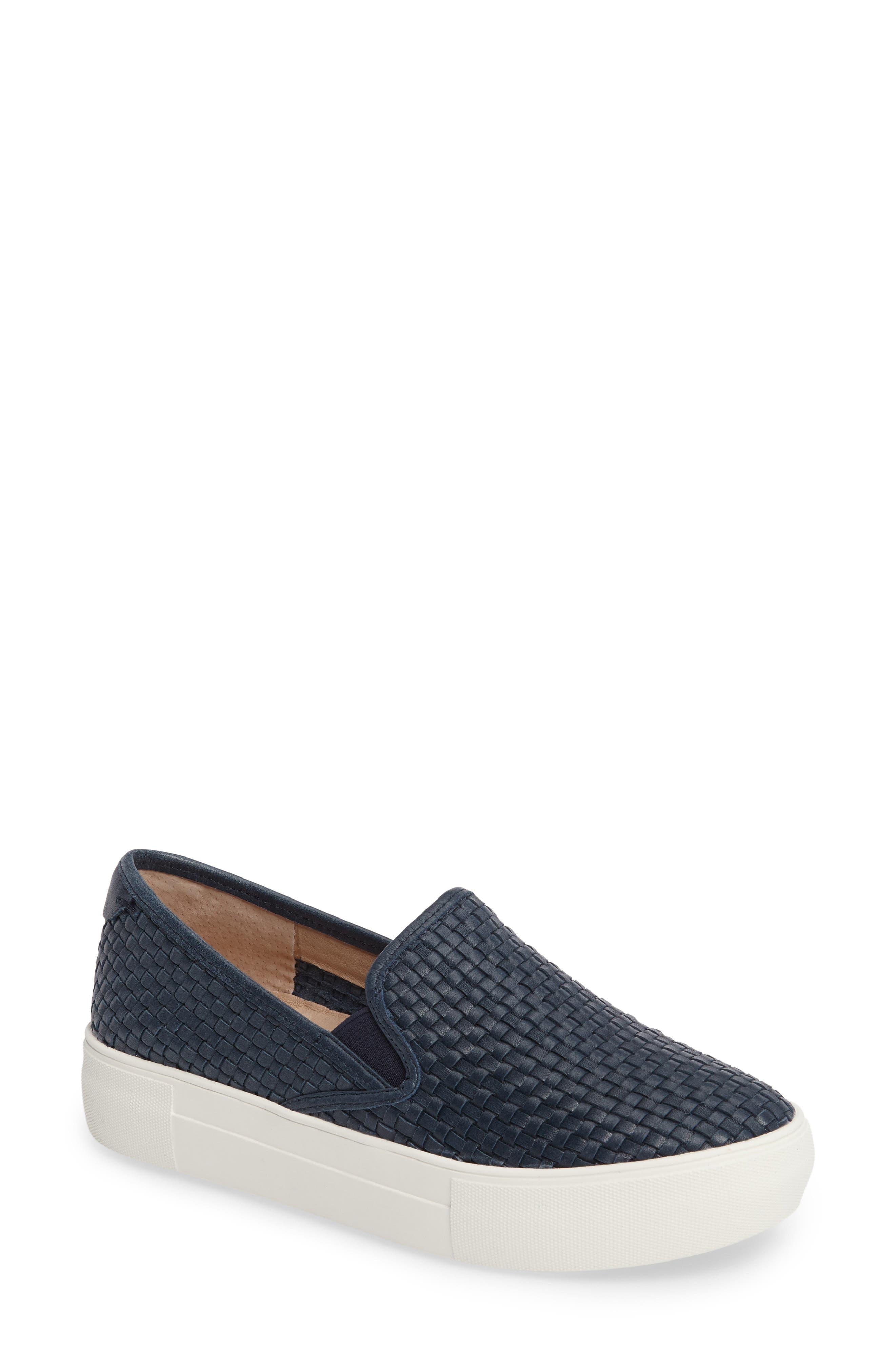 JSlides Alyssa Platform Slip-On Sneaker (Women)