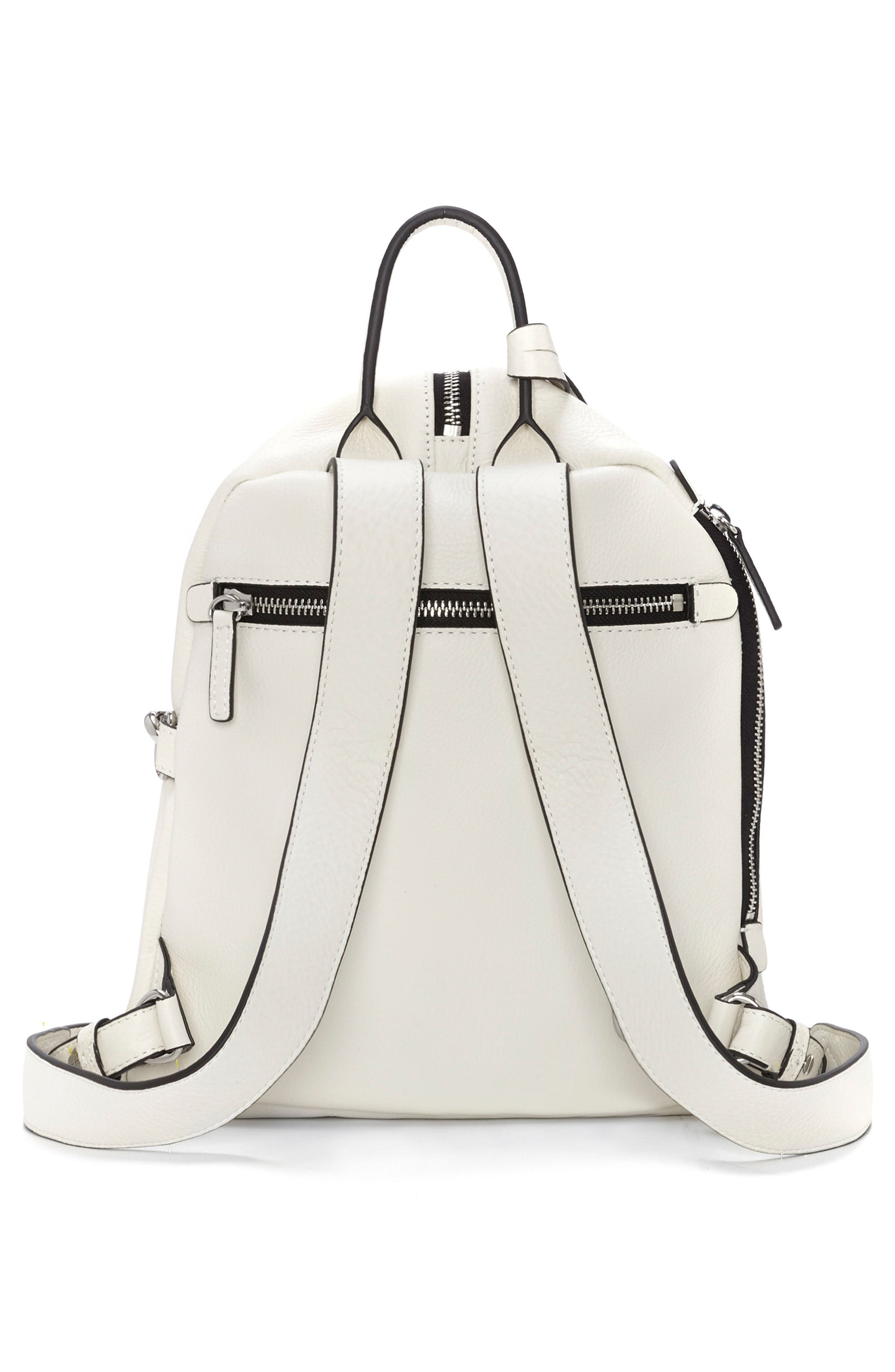 Alternate Image 2  - Vince Camuto Small Giani Leather Backpack