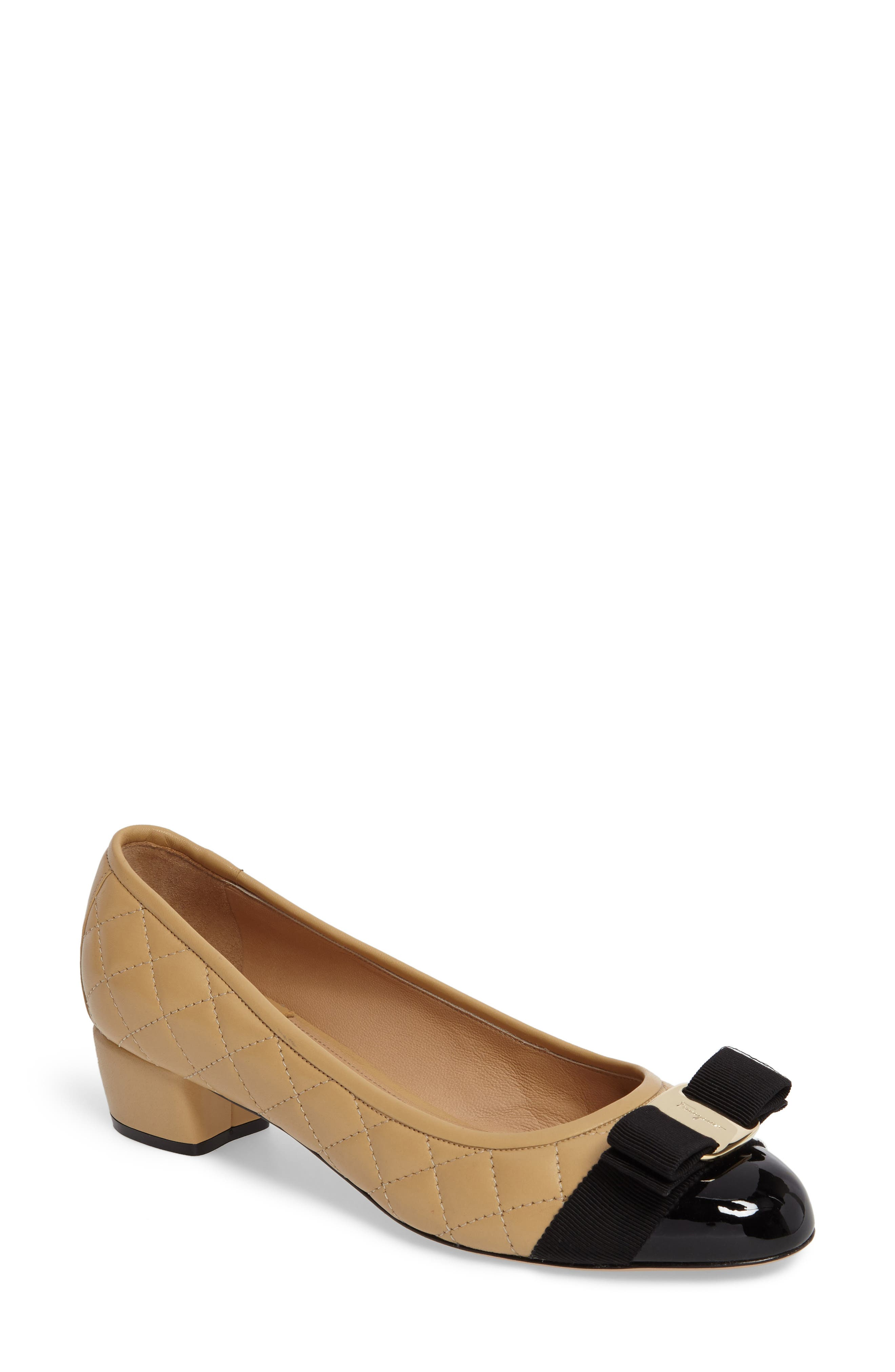 Salvatore Ferragamo Vara Pump (Women)