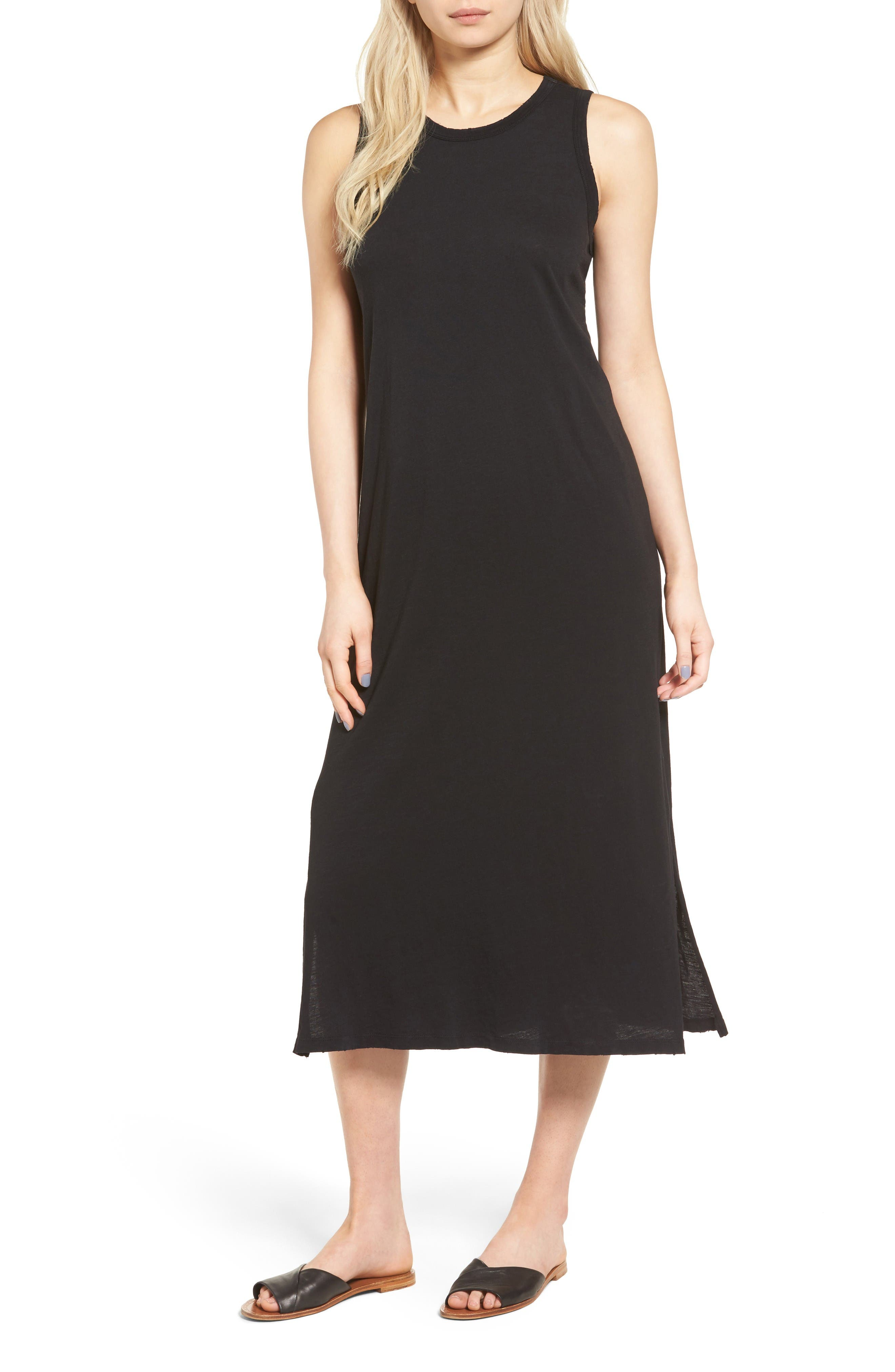 Current/Elliott The Perfect Muscle Tee Dress