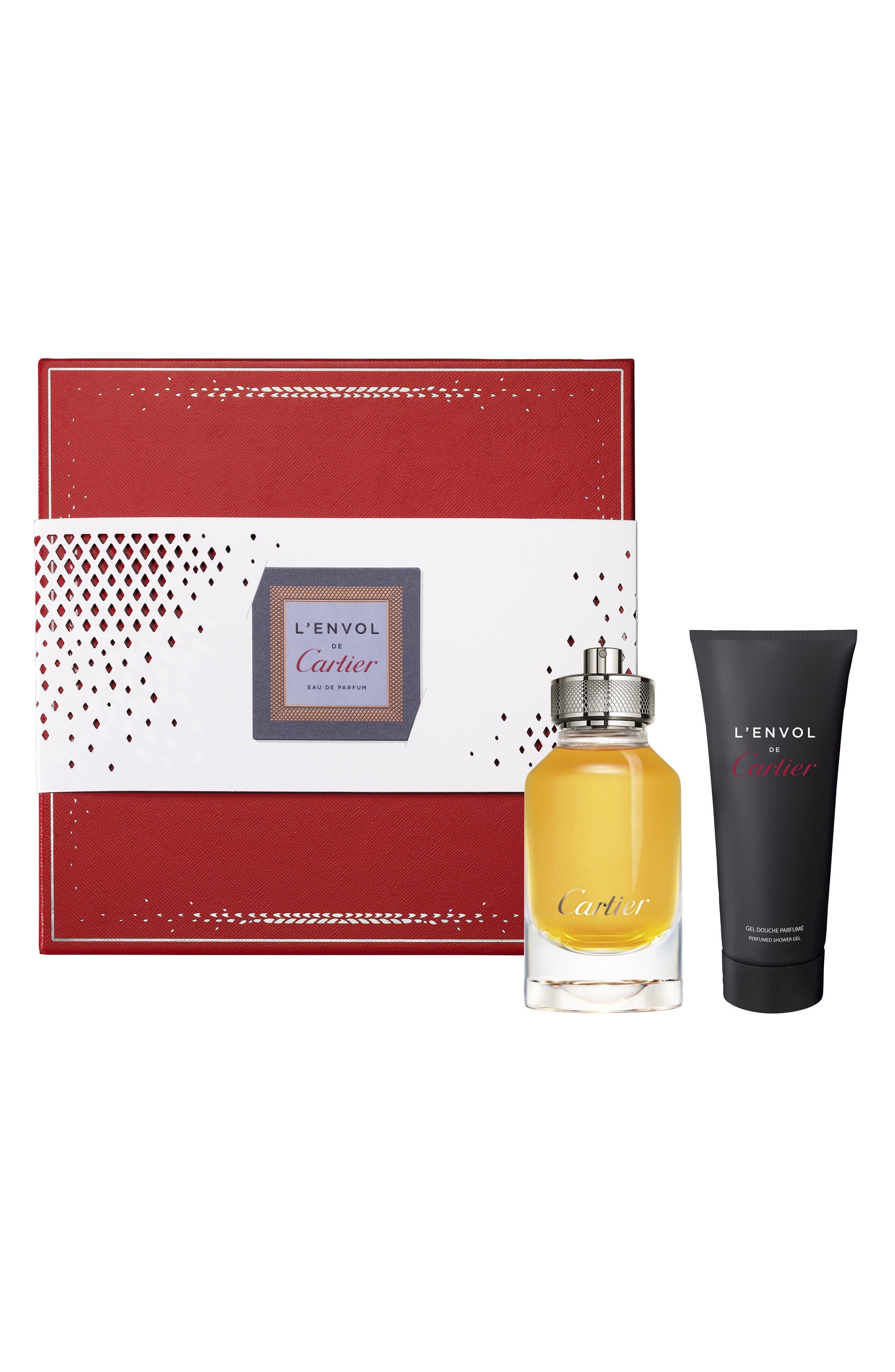 L'Envol de Cartier Eau de Parfum Set,                             Main thumbnail 1, color,                             No Color
