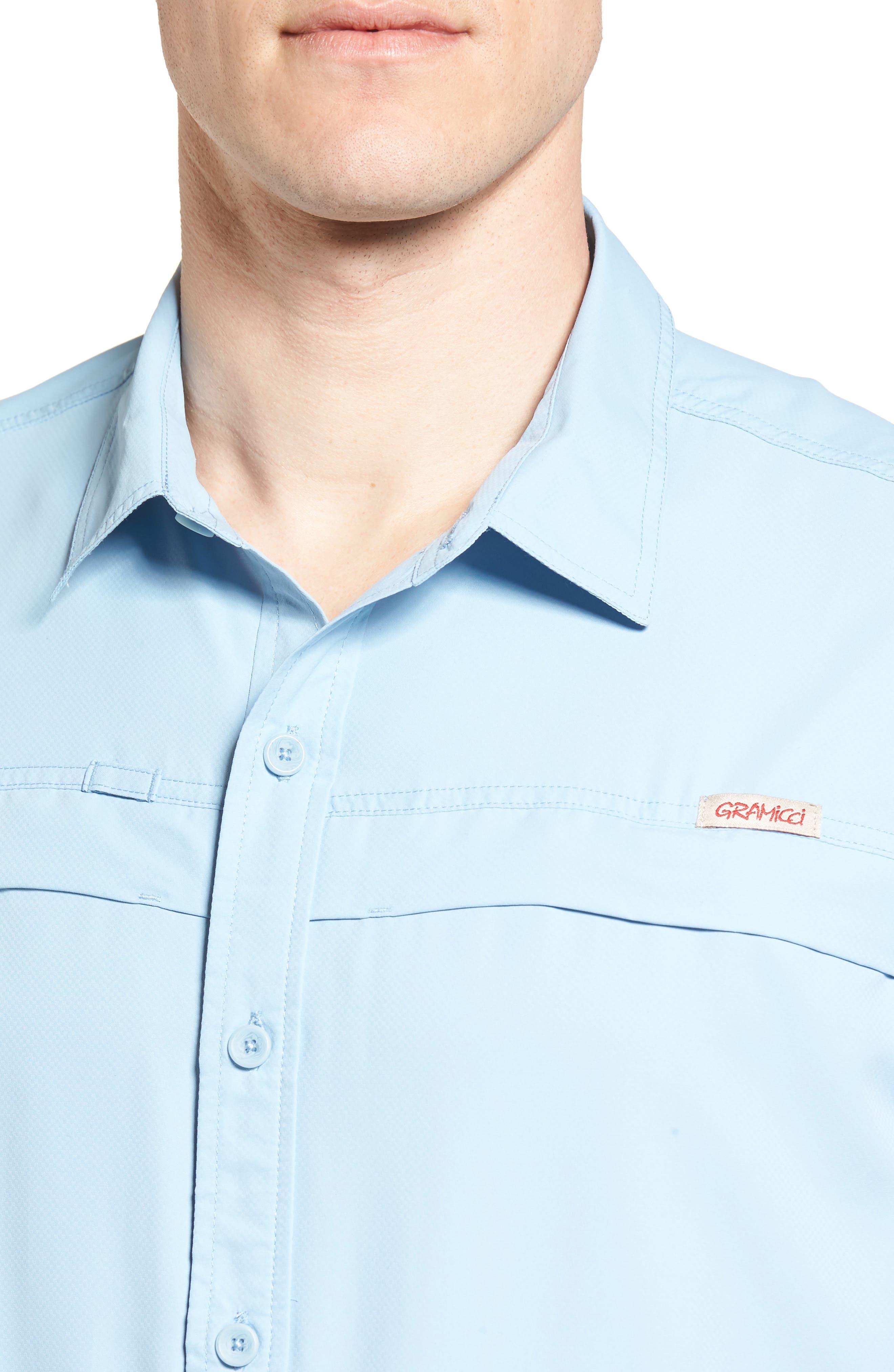 Alternate Image 4  - Gramicci Pescador Tech Shirt
