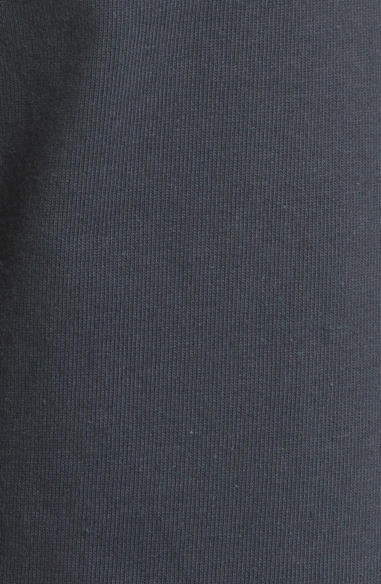 Alternate Image 5  - A.P.C. Green Park Jersey Shorts