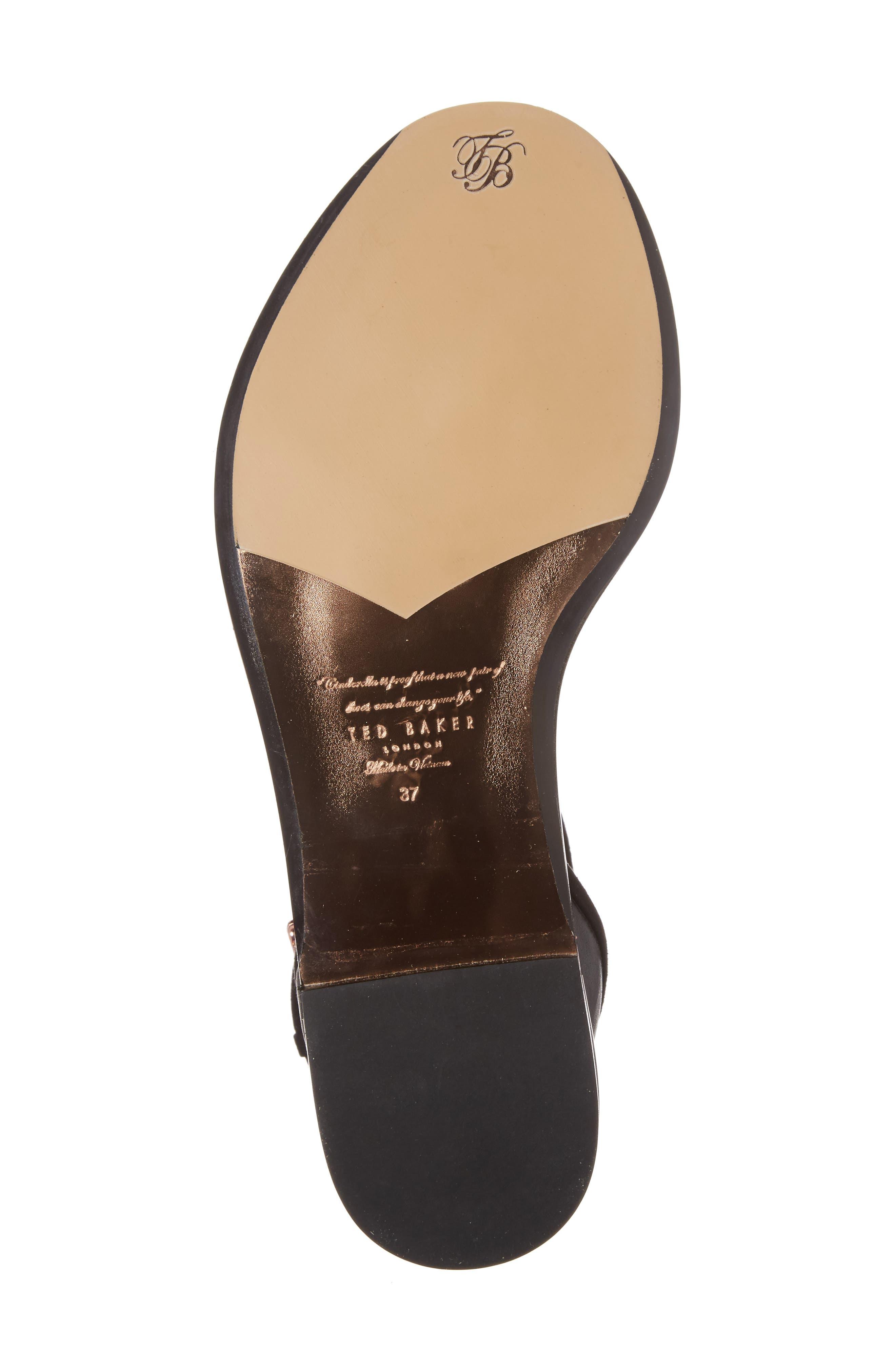 Alternate Image 6  - Ted Baker Alella Ankle Strap Sandal (Women)